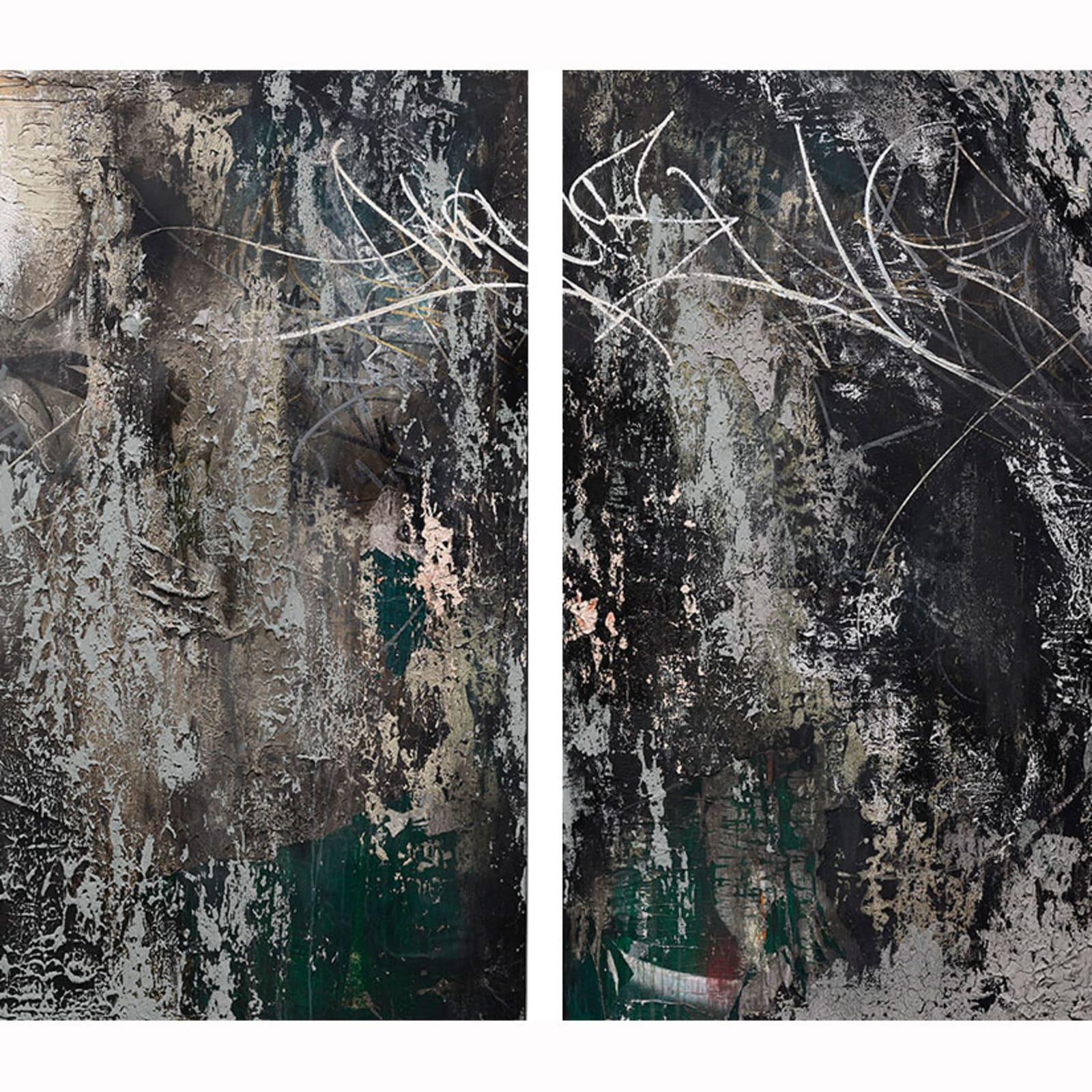 José Parlá, Mannerisms of Decay, 2018