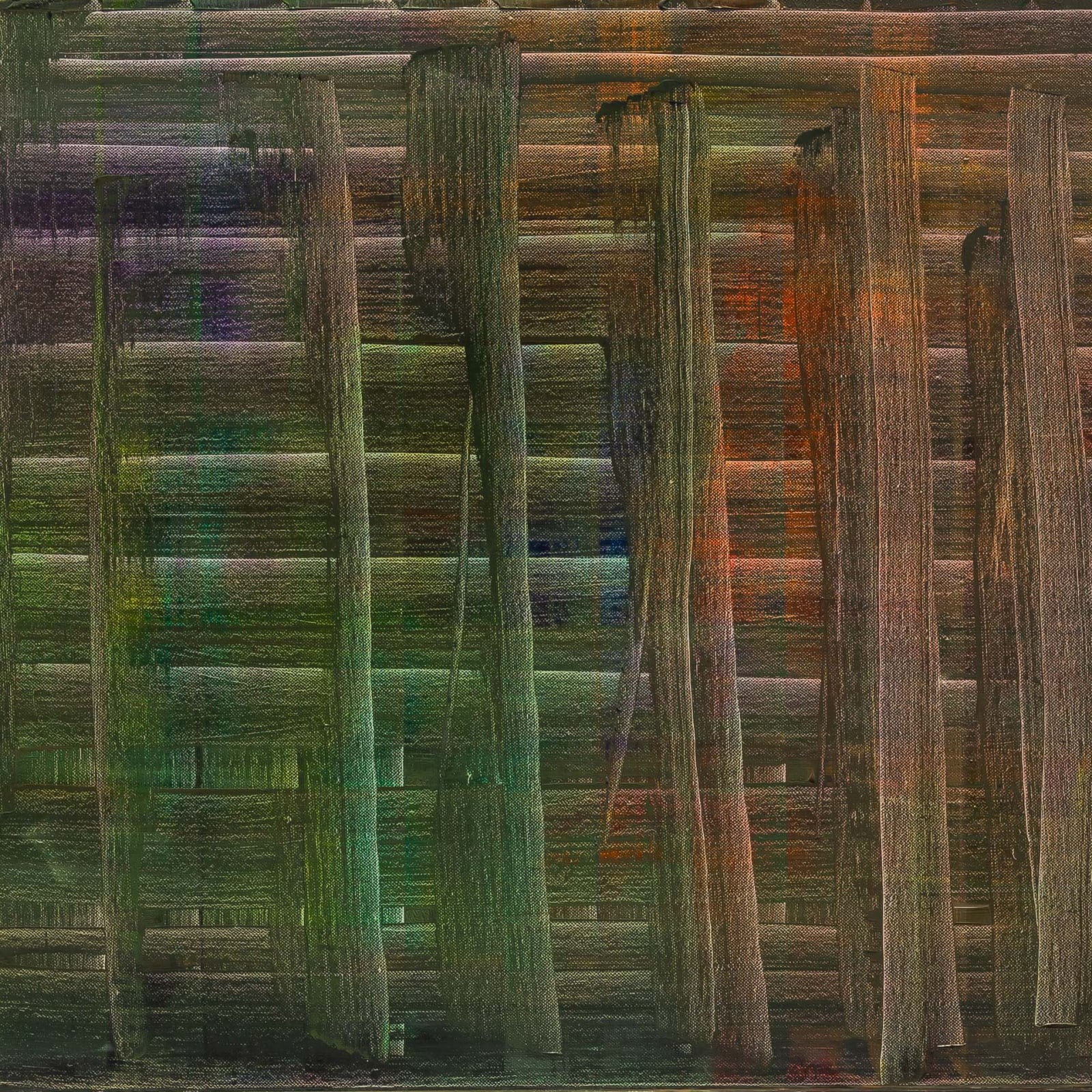 Gerhard Richter, Abstraktes Bild [Abstract Painting], 1992