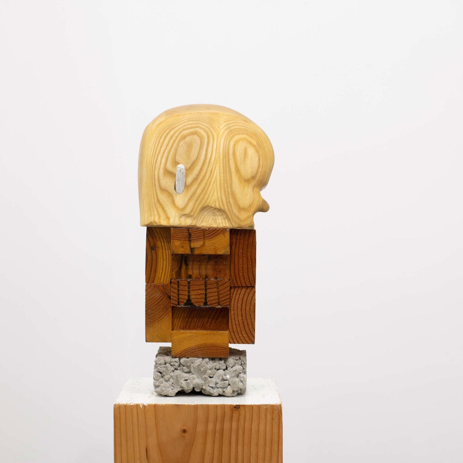 Douglas Rieger, Bust 半身像, 2018