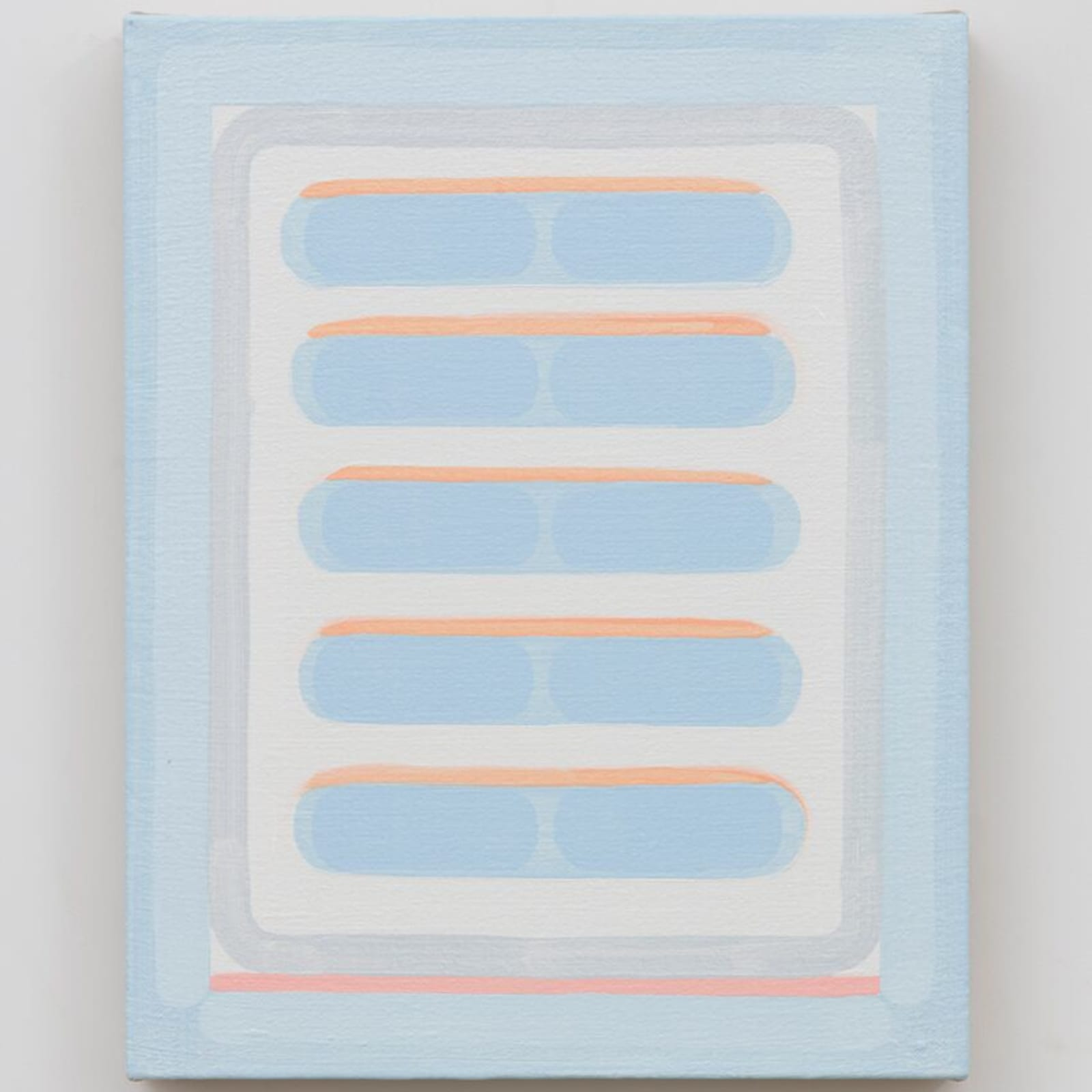 Lily Stockman  Glassell Park Pool, 2018  Oil on linen  14 x 11 inches