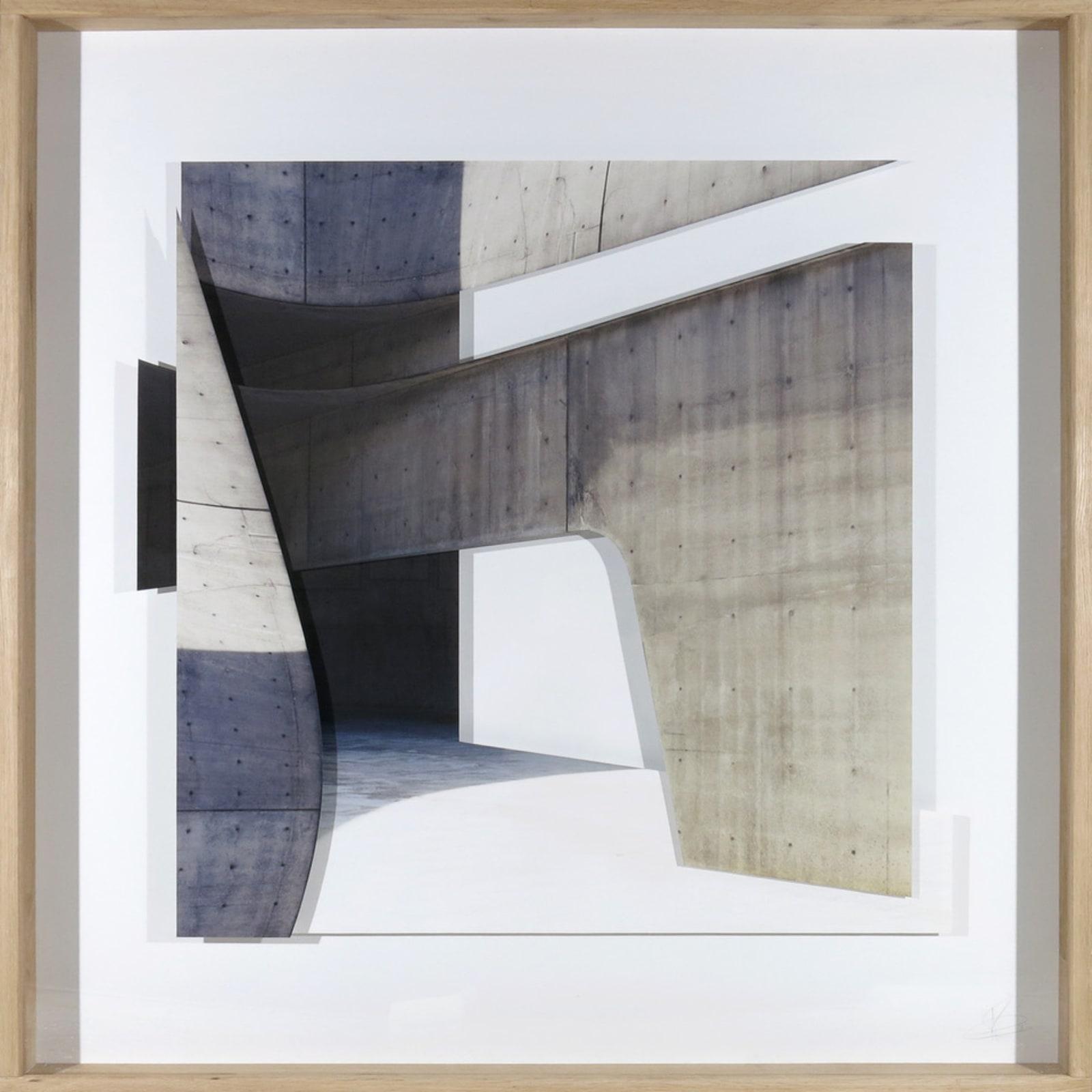 Patrik Grijalvo, Series Gravtación Visual. Dongdaemun Design Plaza, Seul / Zaha Hadid, 2019