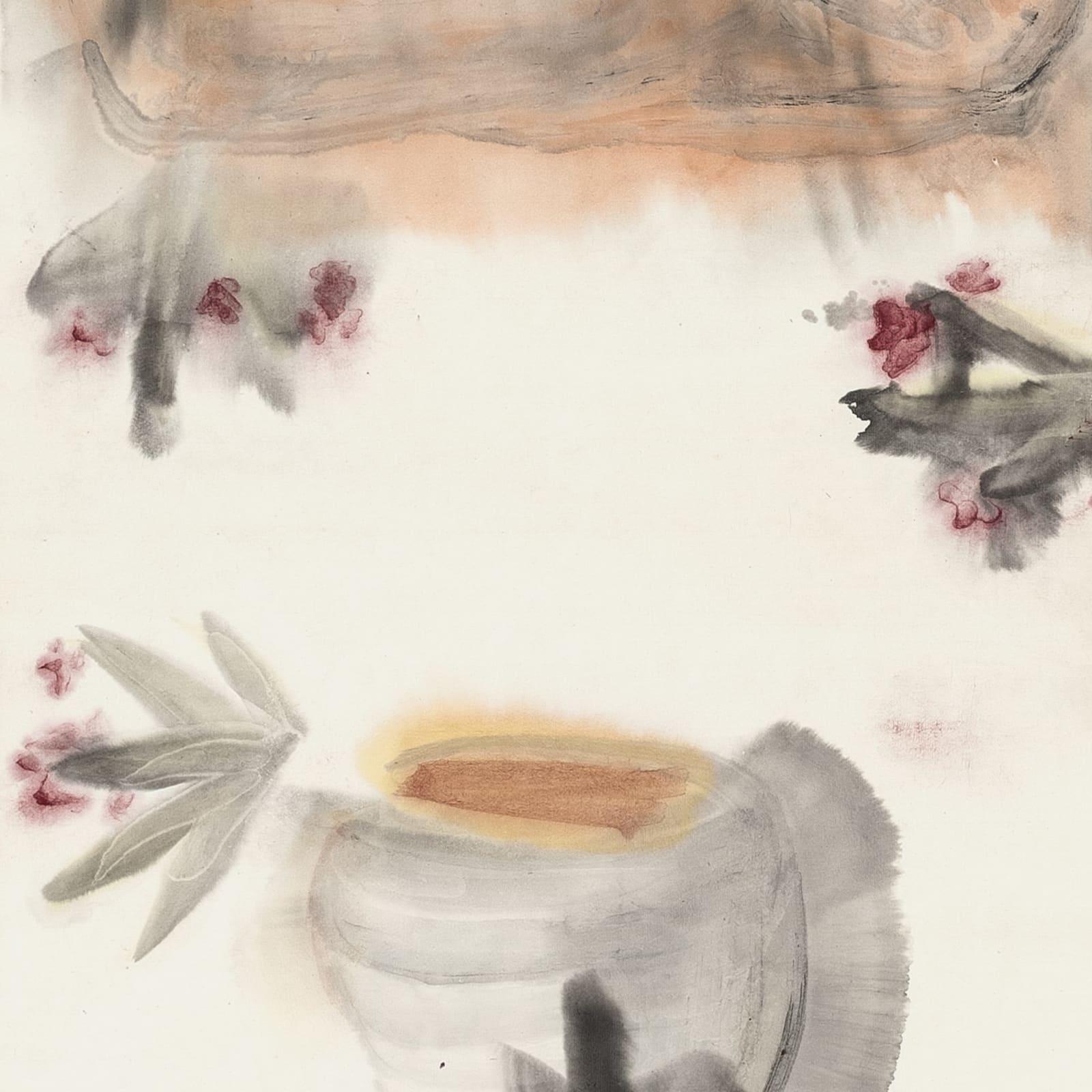 Li Jin 李津, Eaters Series: Floating 饕客系列:飘, 1995