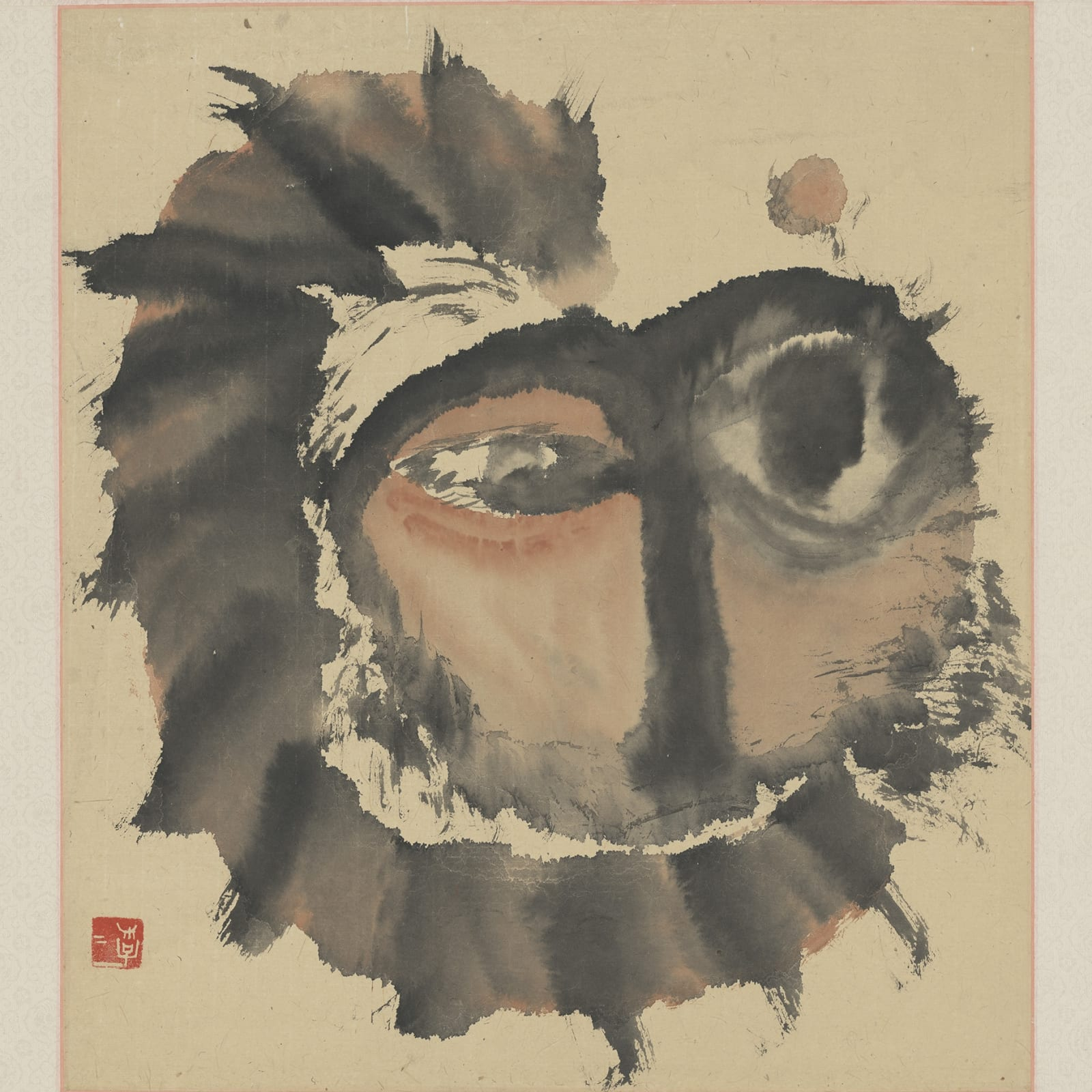 Li Jin 李津, The Tibet Series XIII 西藏组画之十三, 1984