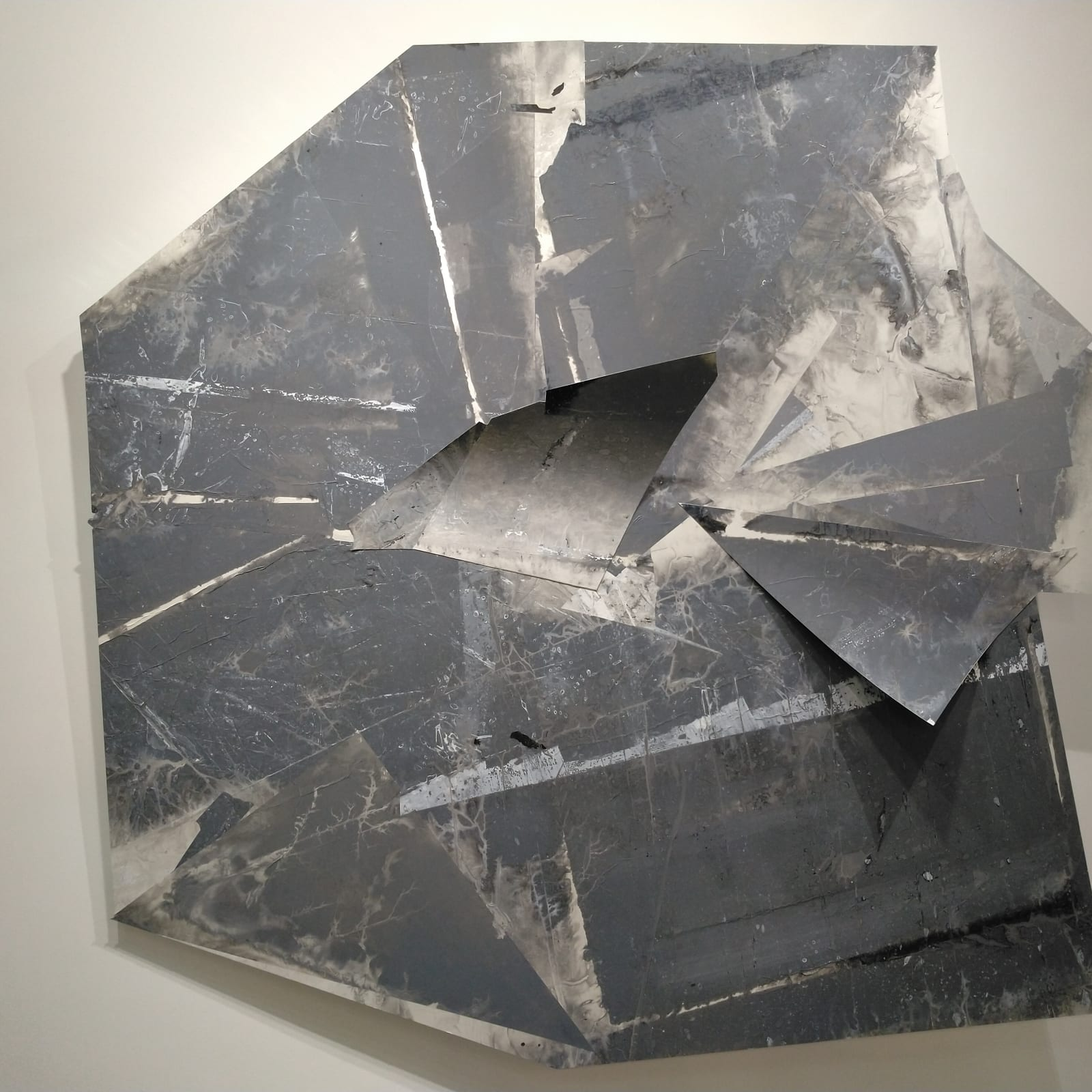 Zheng Chongbin 郑重宾, Germinating Surfaces 凸现体, 2019