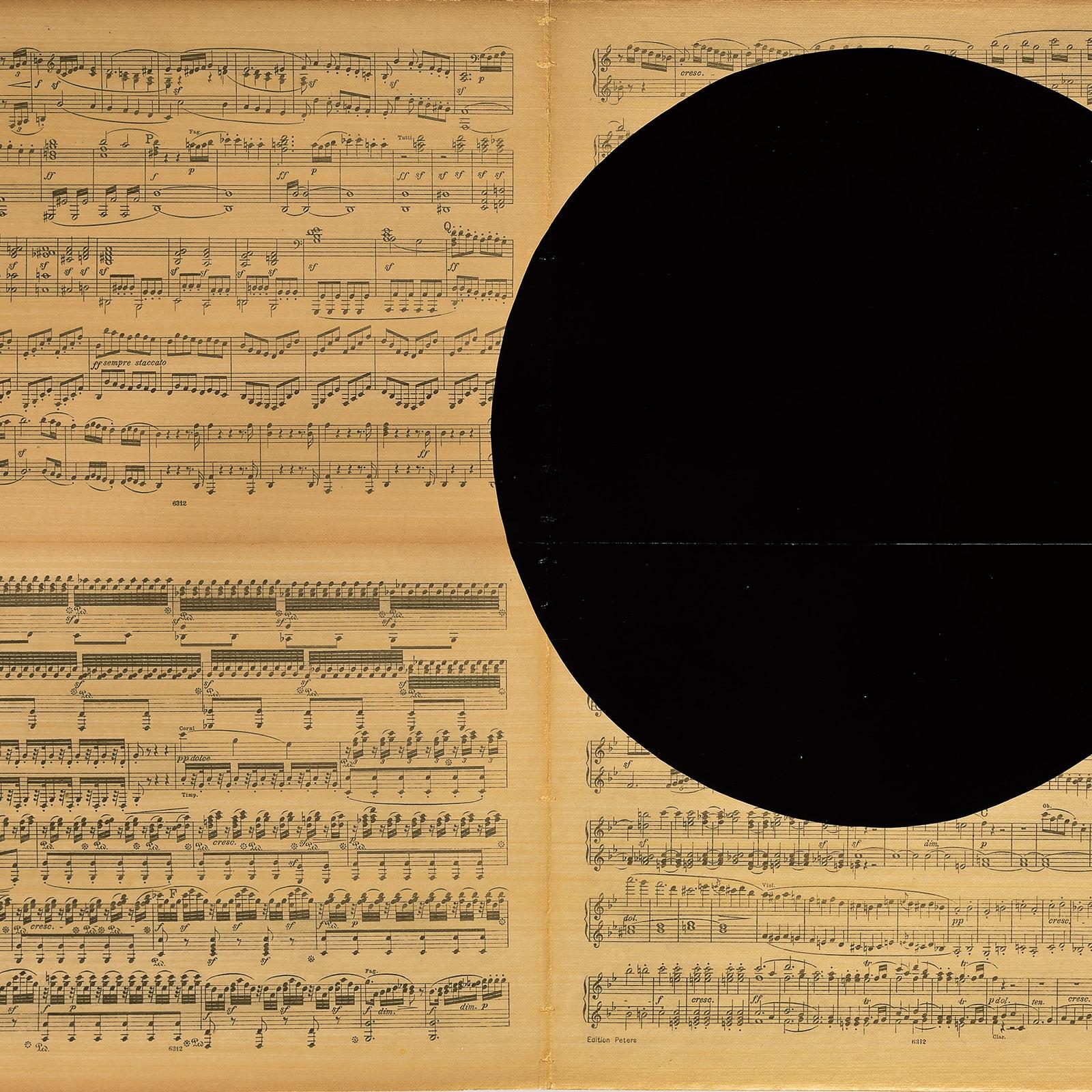 Ahn SungKeum 安星金, Vision of Sound: Sempre Staccato 音之幻:保持吐音, 1990