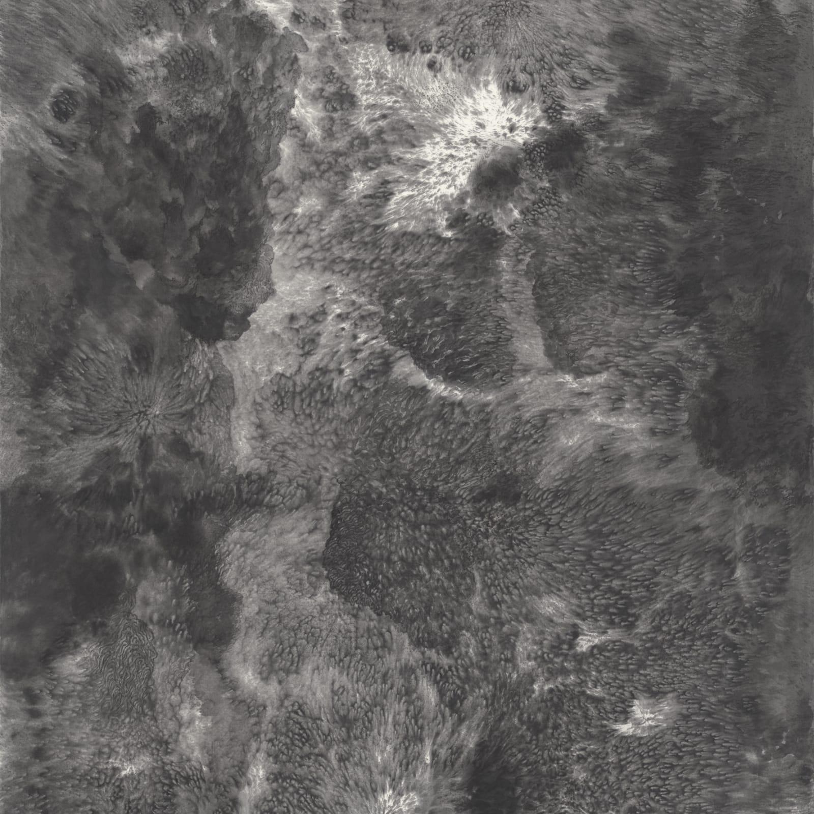 Bingyi 冰逸, Archaeology of Waves (6) 波相绘画 (6), 2019