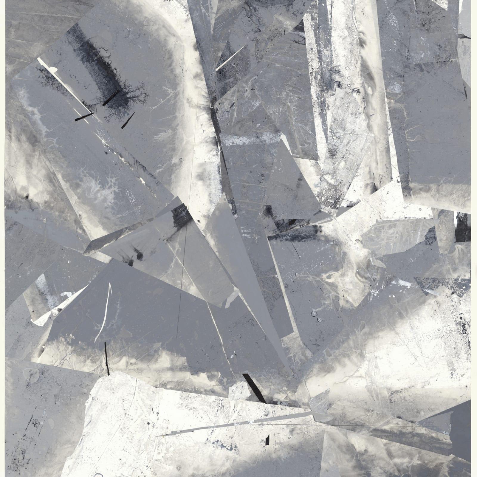 Zheng Chongbin 郑重宾, Revealing Shadows from the Formless 无体显影, 2019