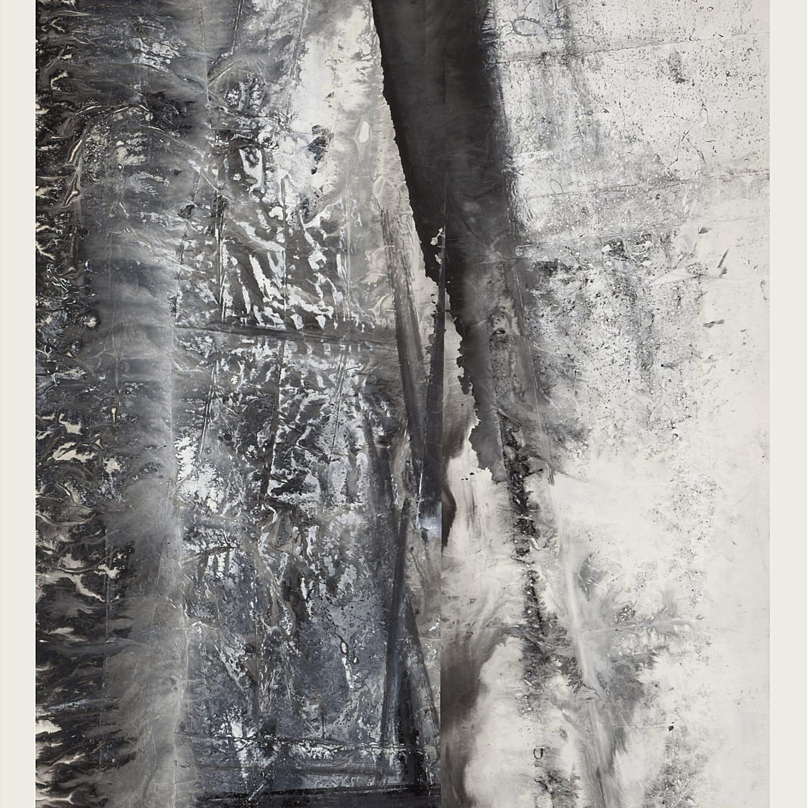 Zheng Chongbin 郑重宾, Oblique Direction 倾斜的方向, 2015