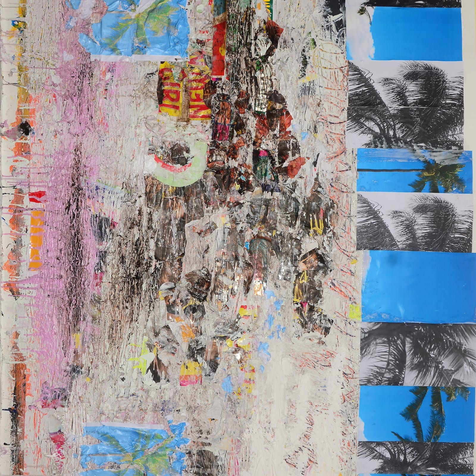 Gideon Appah, Untitled, 2017