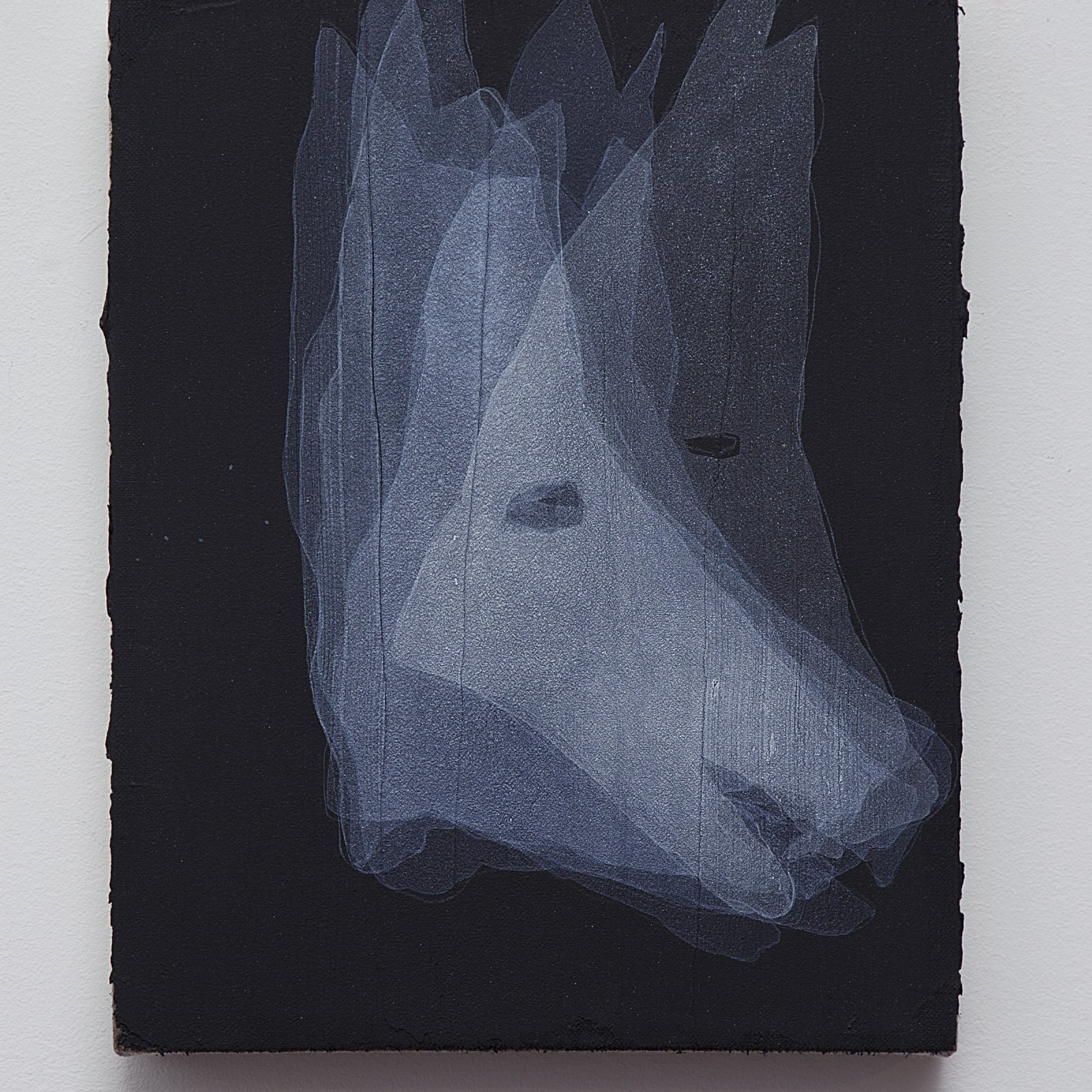 Duane Slick, A Thought Leaving the Body, 2013