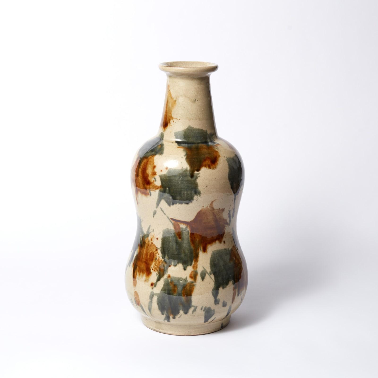 Yoneshi Matsuda  Untitled, Okinawa, 2000  Glazed ceramic  45 x 19 x 19 cm