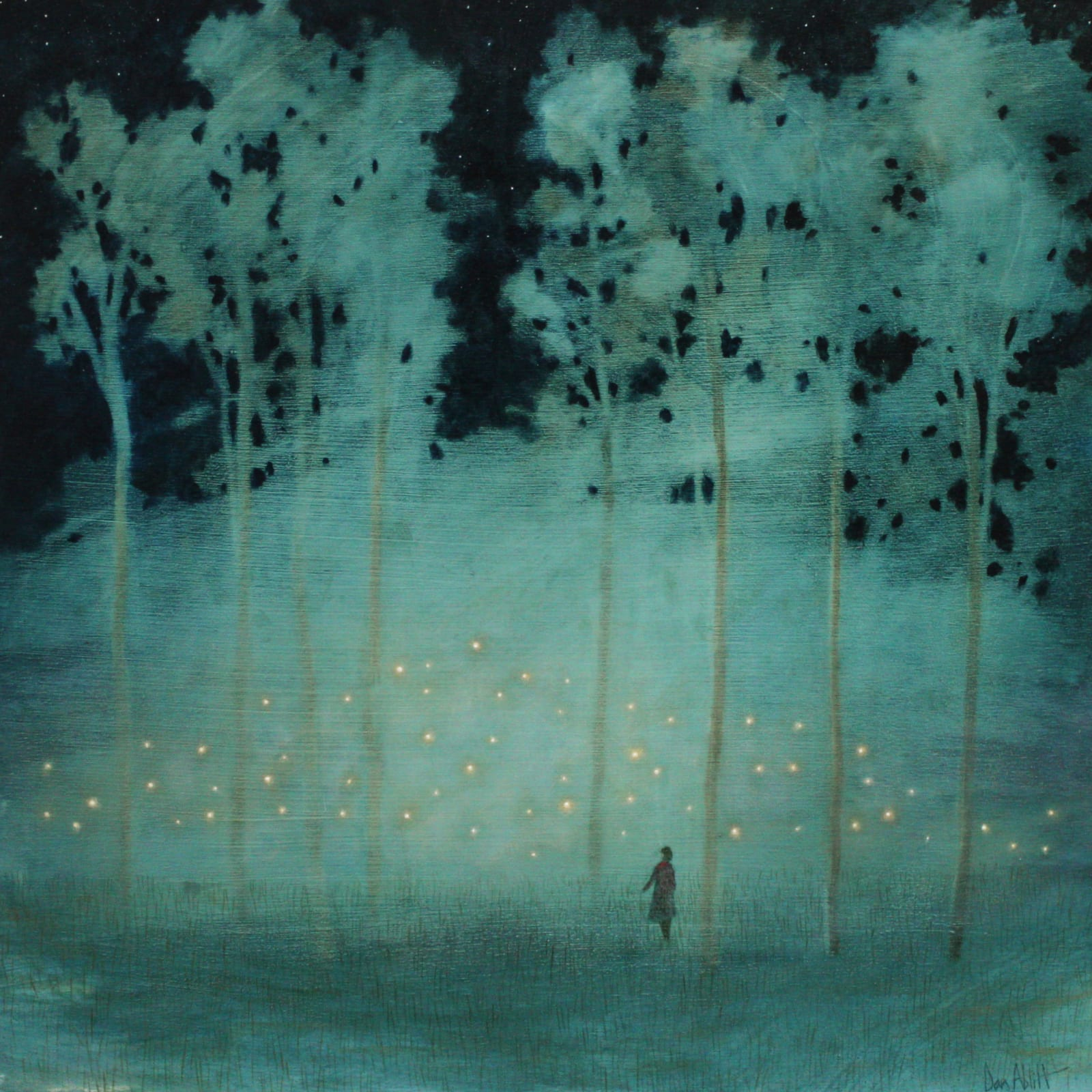 Daniel Ablitt, Lights in the Mist II