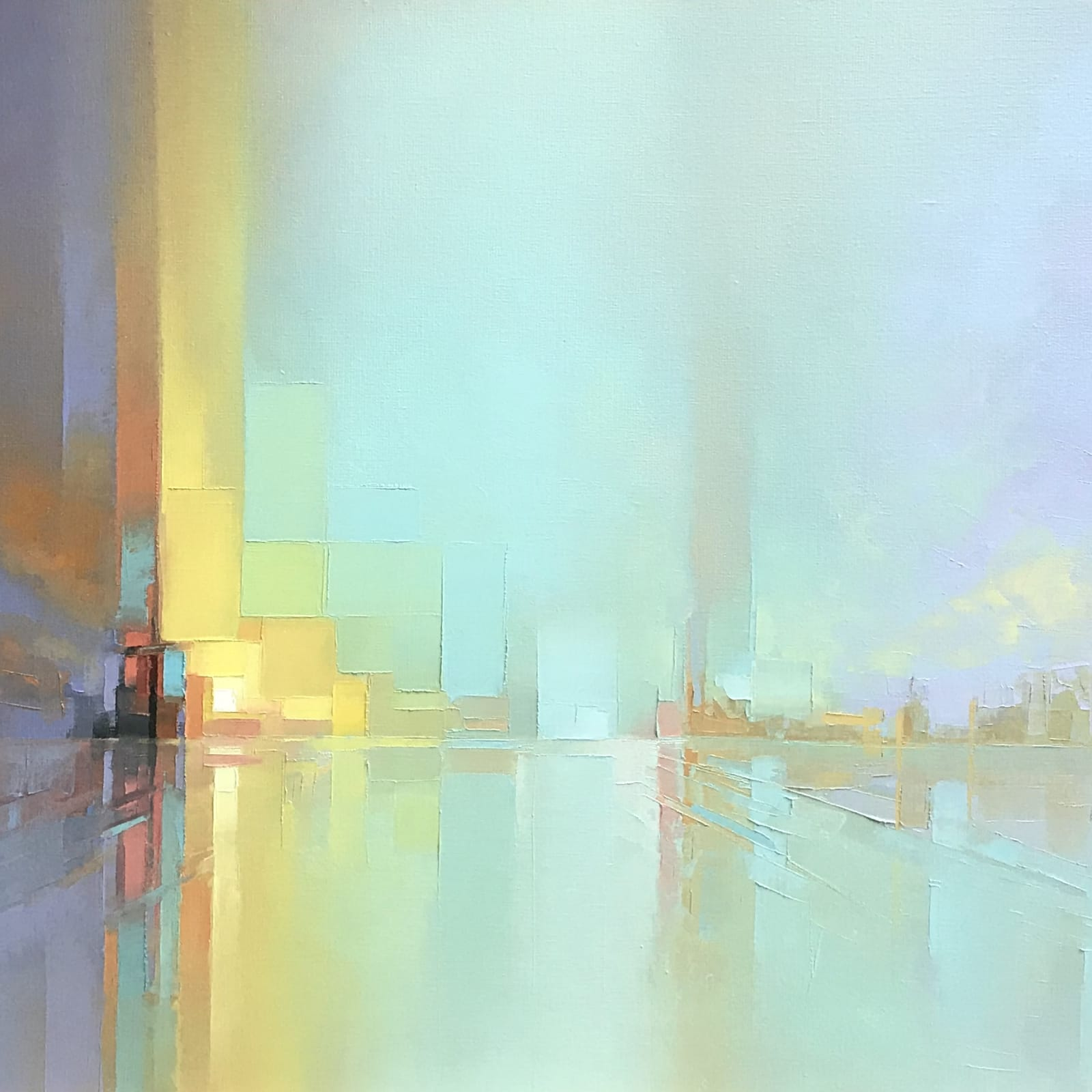 Jason Anderson, Haze