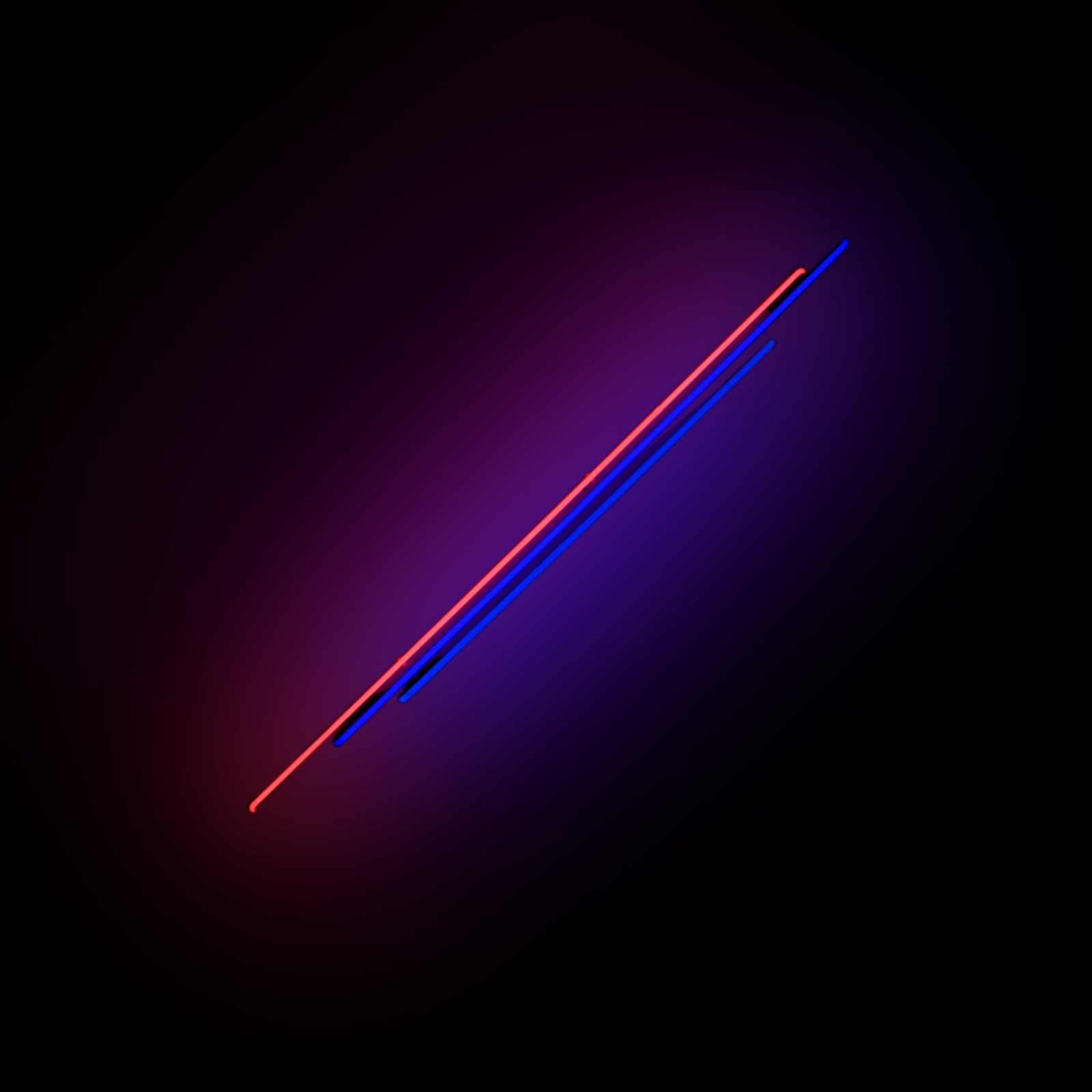 Anne Katrine Senstad  Ascension/Descension Graph 03, 2020  Neon (glass, wire, transformer)