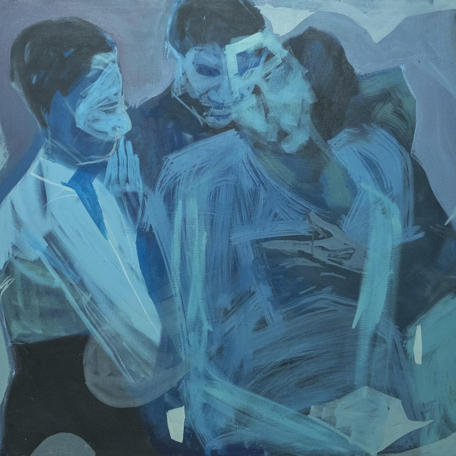 Tizta Berhanu, Love is Common Among Three, 2019
