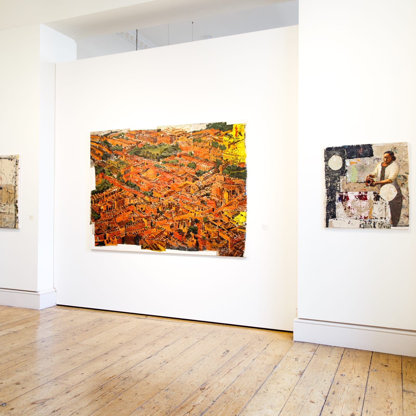 1-54 Contemporary African Art Fair London 2019 installation shot
