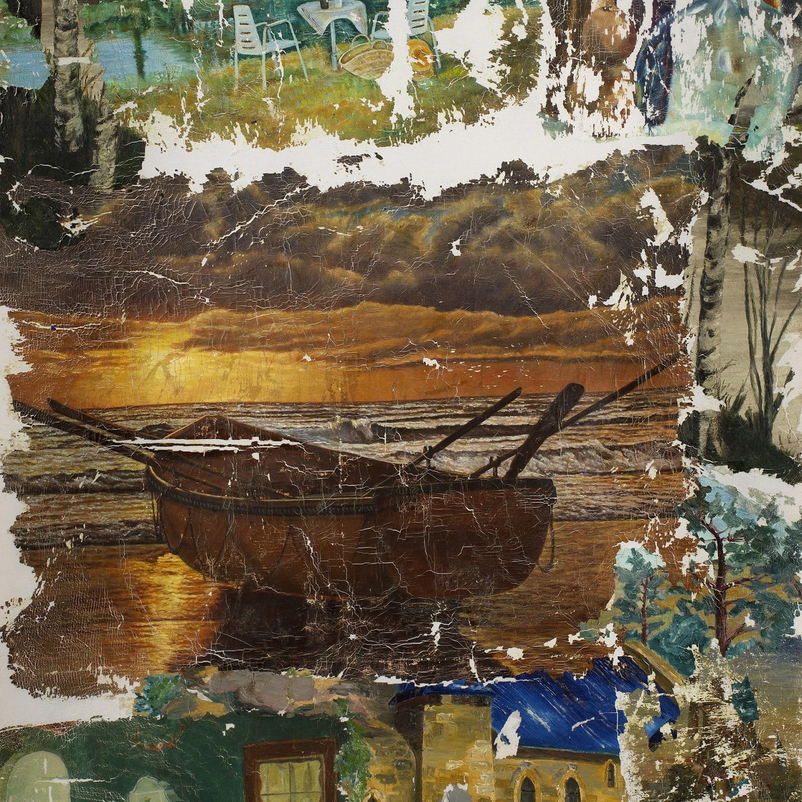 Ermias Kifleyesus Displacement 1, 2019