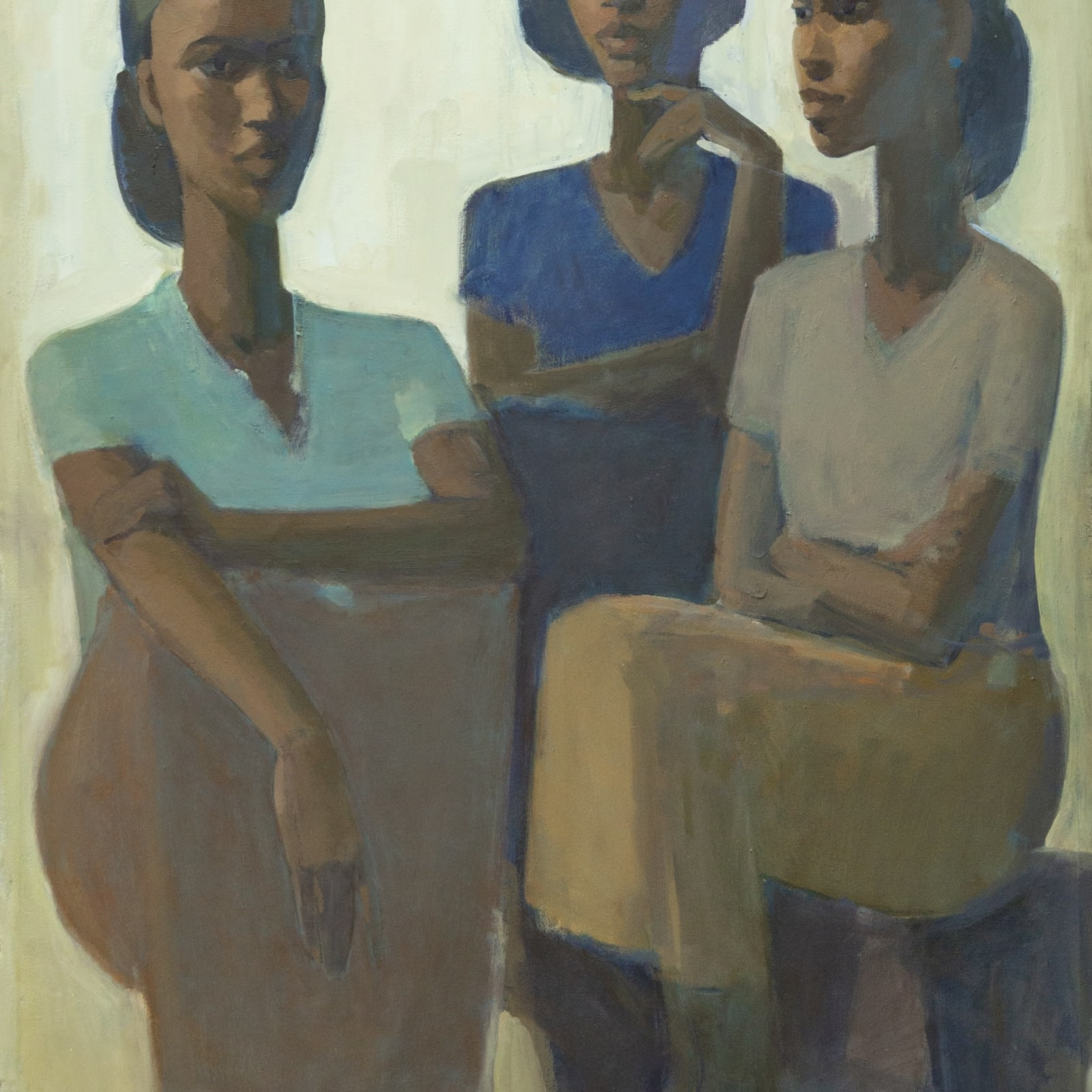Tadesse Mesfin Pillars of Life: Guleet II, 2019