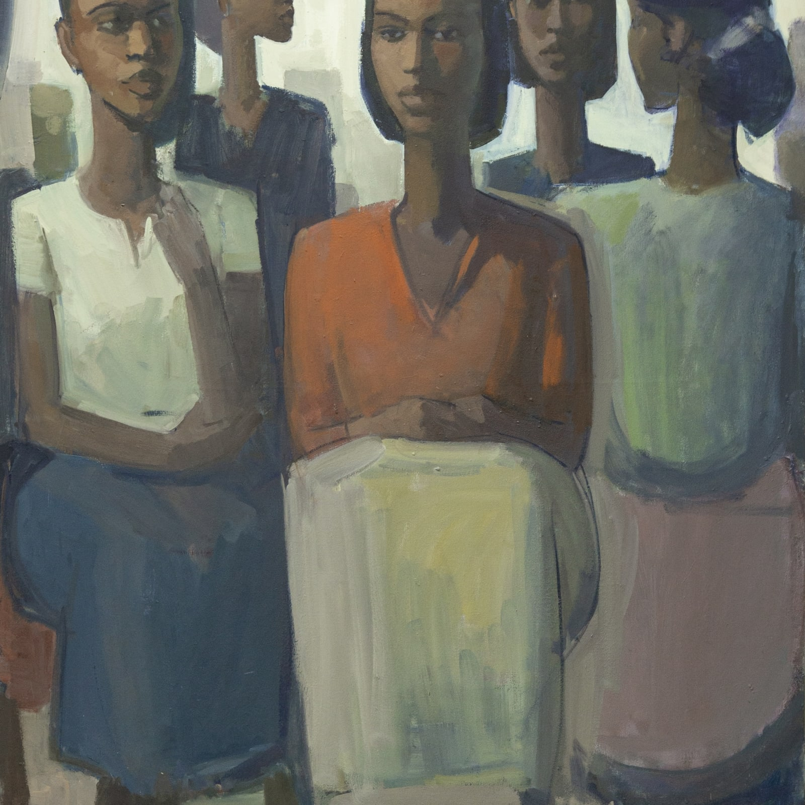 Tadesse Mesfin Pillars of Life: My Sister's Keeper, 2019