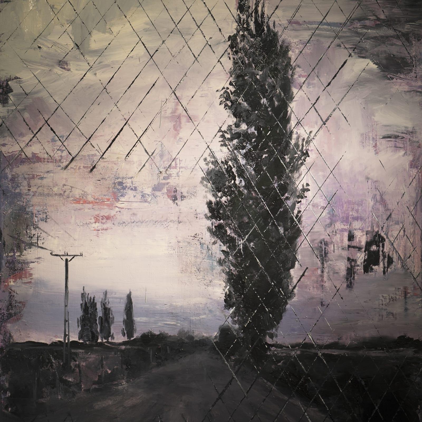 Aleph Contemporary Mircea Teleaga Untitled 153X112Cm Oil On Cotton 2019