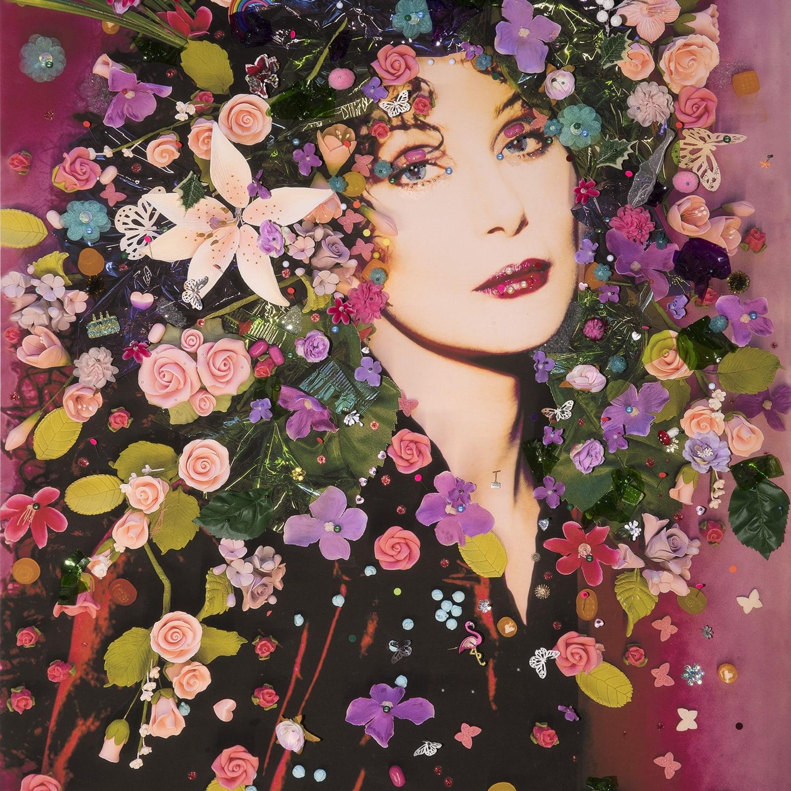 Cher - Meta-Portrait