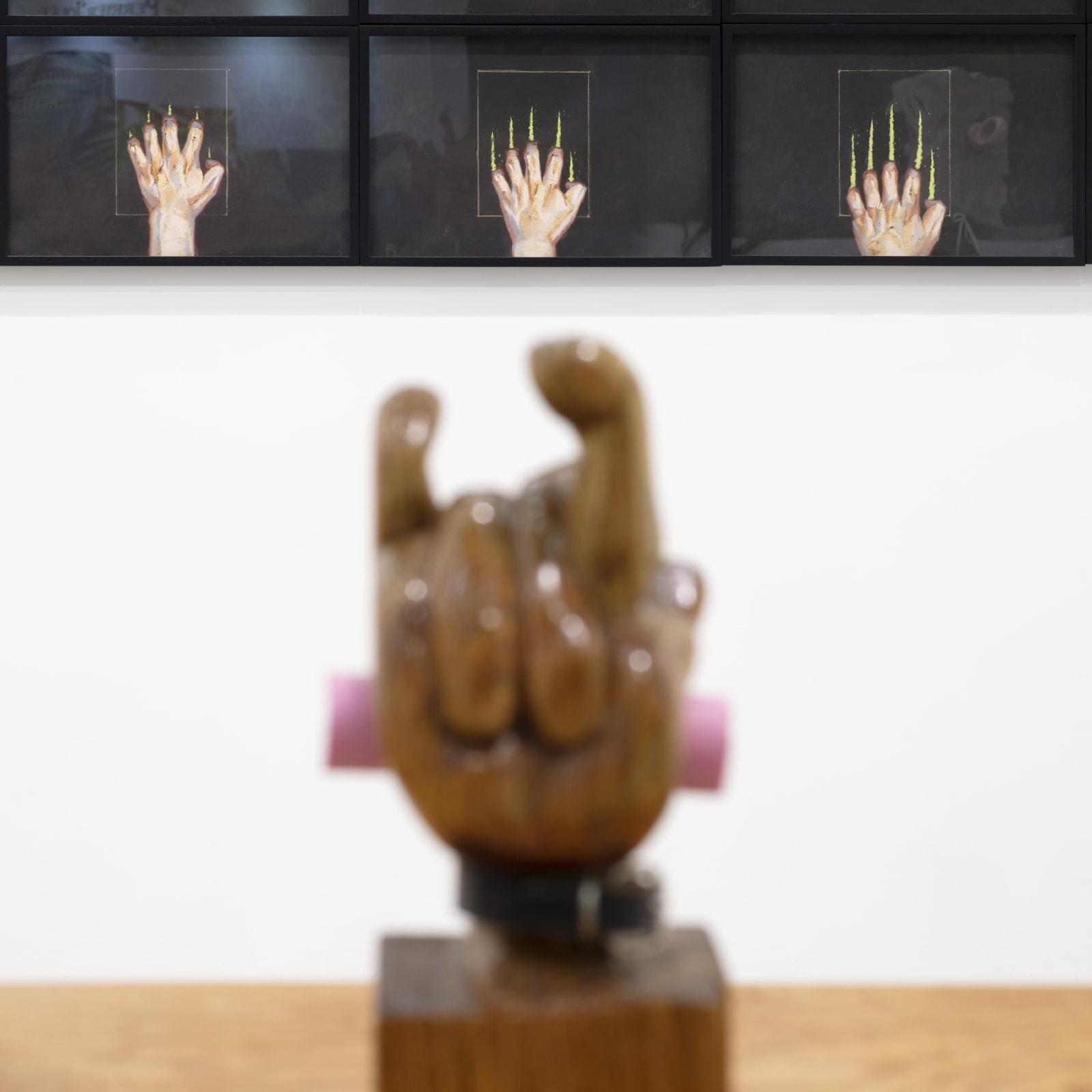 installation view 博览会现场