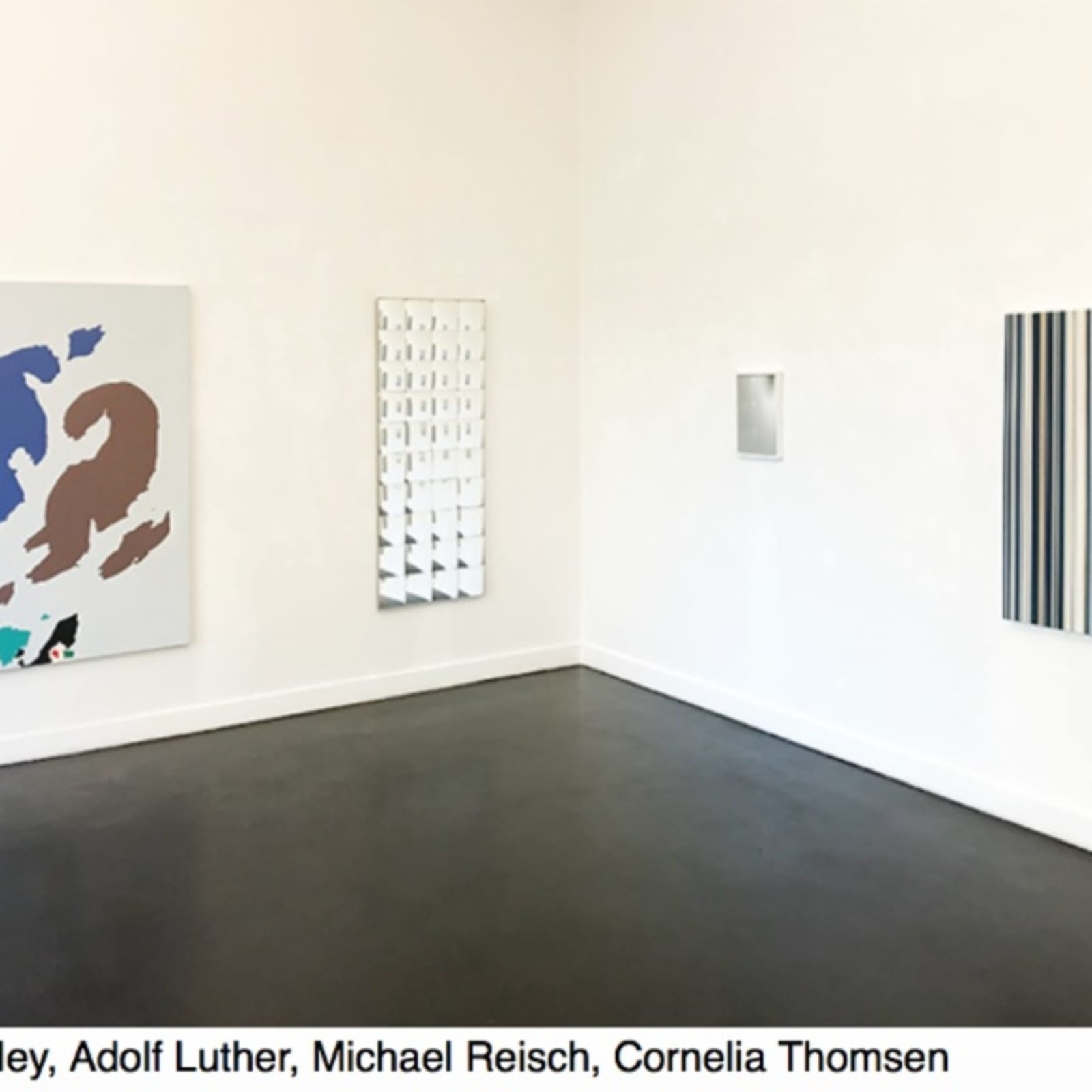 Group Exhibition at Felix Ringel Gallery in Duesseldorf, Germany