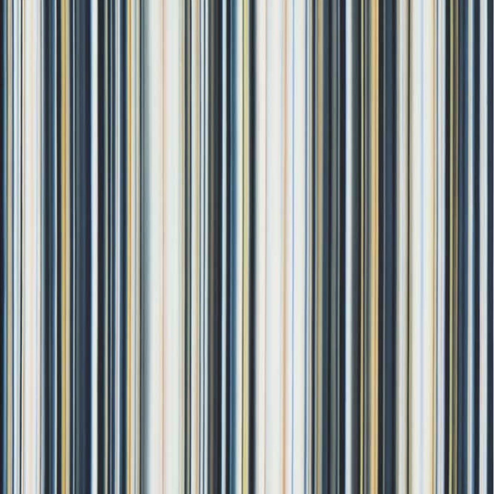 Cornelia Thomsen - Stripes Nr. 88, 2015, Oil on canvas, 48 x 32 inches