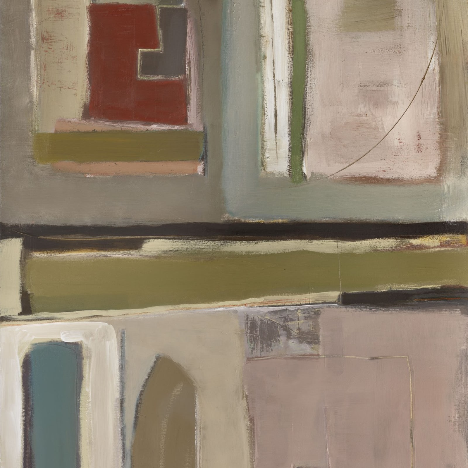 Netta Carey, 'Abstract from Life'