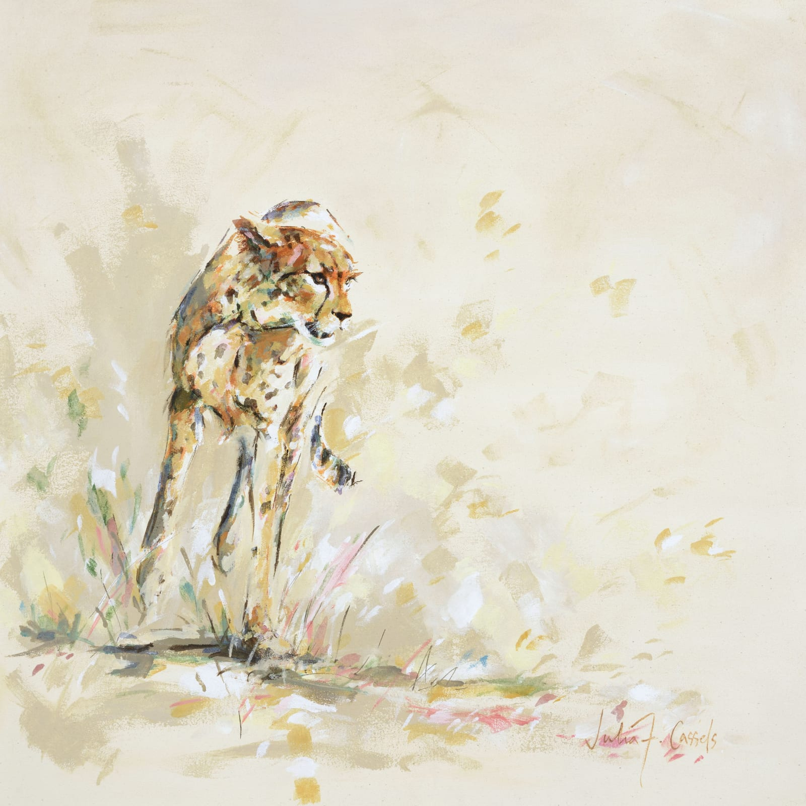 Cheetah Run, £1,650