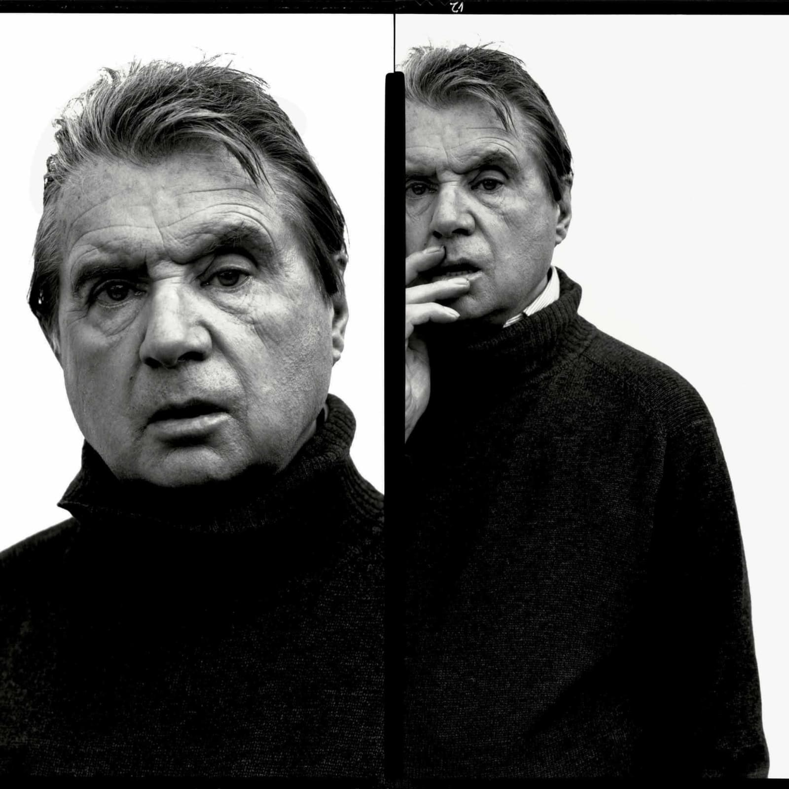 Francis Bacon by Richard Avedon, 1979