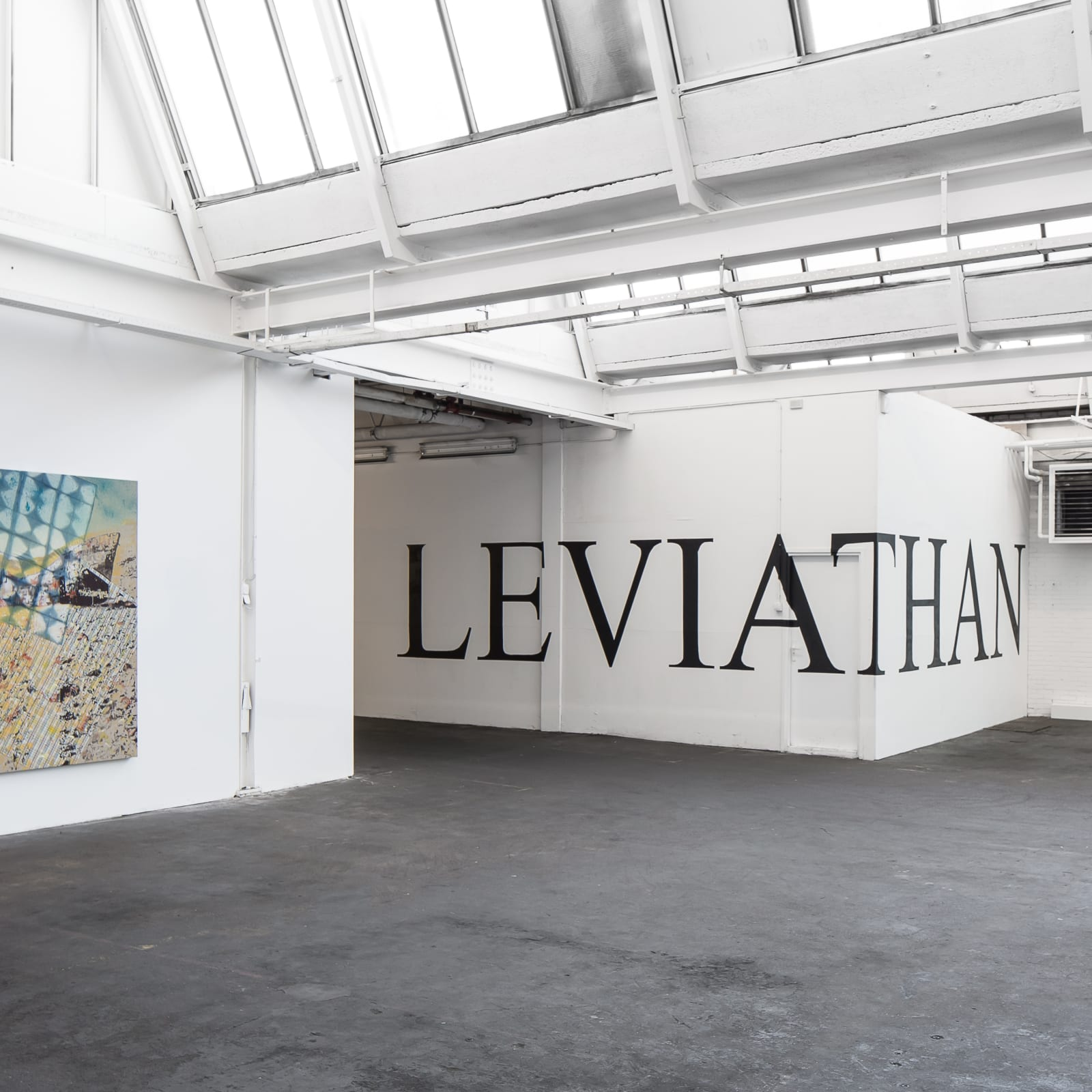 SHEZAD DAWOOD  Leviathan: Memories of the Future Pt.2