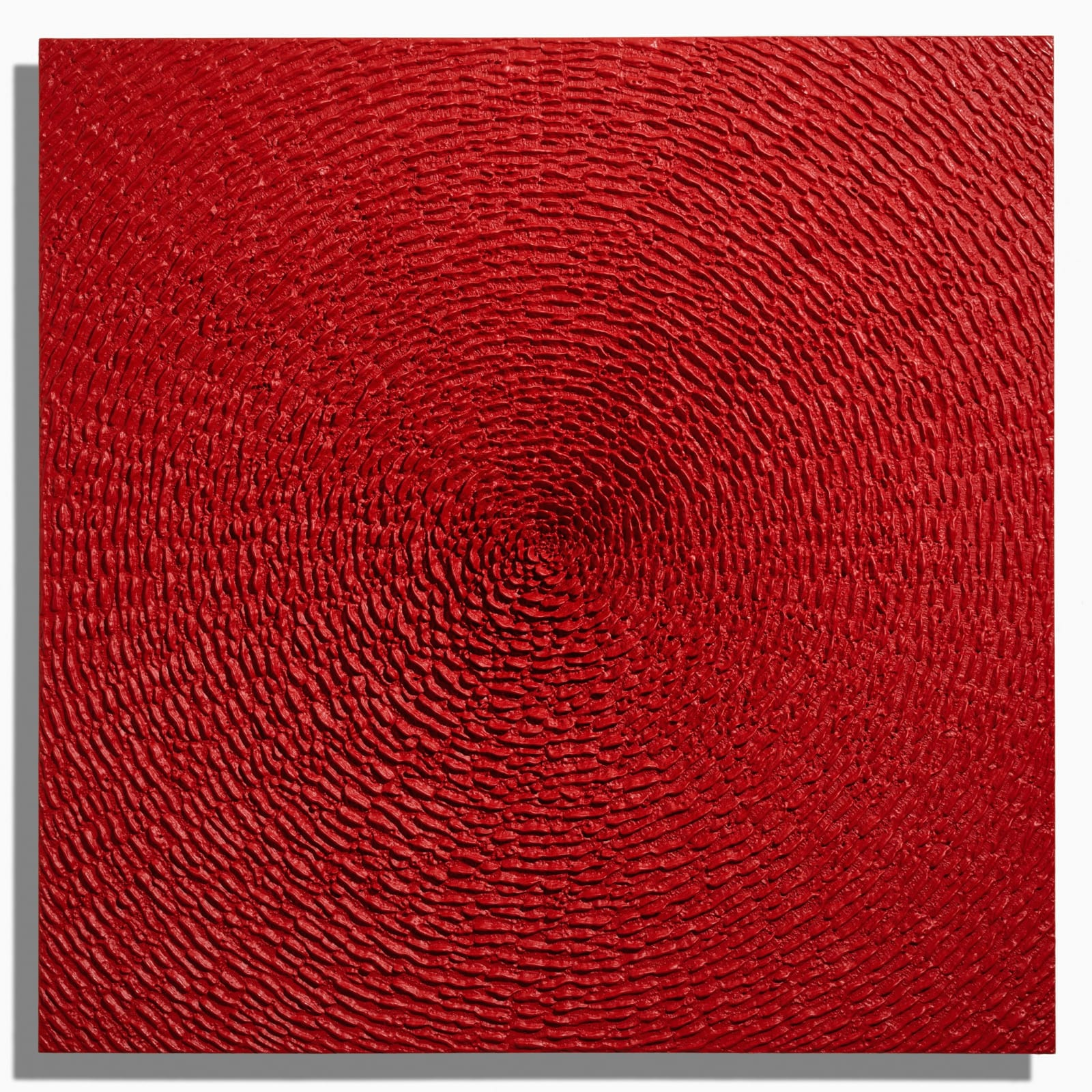 Martin Kline, New Red Bloom, 2019