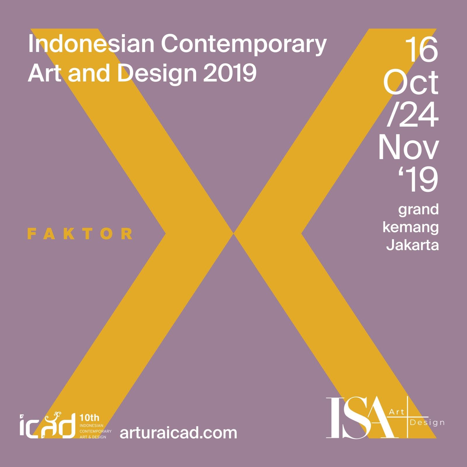 ICAD 2019, Faktor X