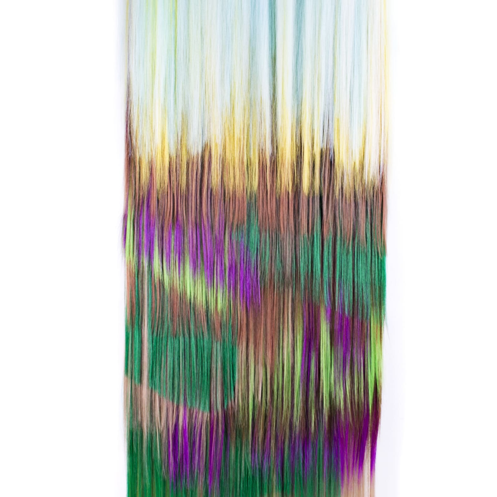 Hiva Alizadeh  Untitled (3) - Nomad Chants Series, 2019
