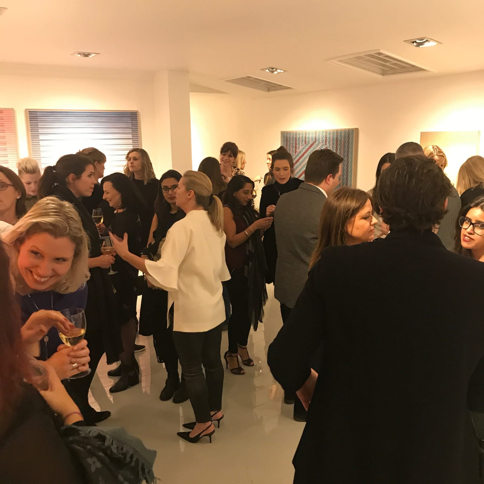 Reception co-hosted with the Interior Style Hunter