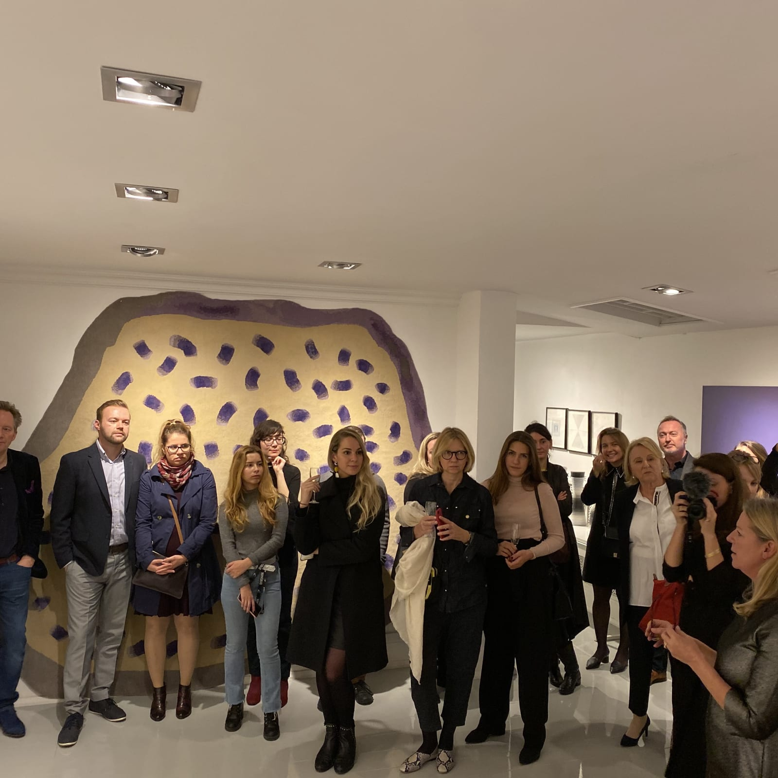 Lisa norris gallery X Creative Women's Network, and a talk by Jane Goodwin.