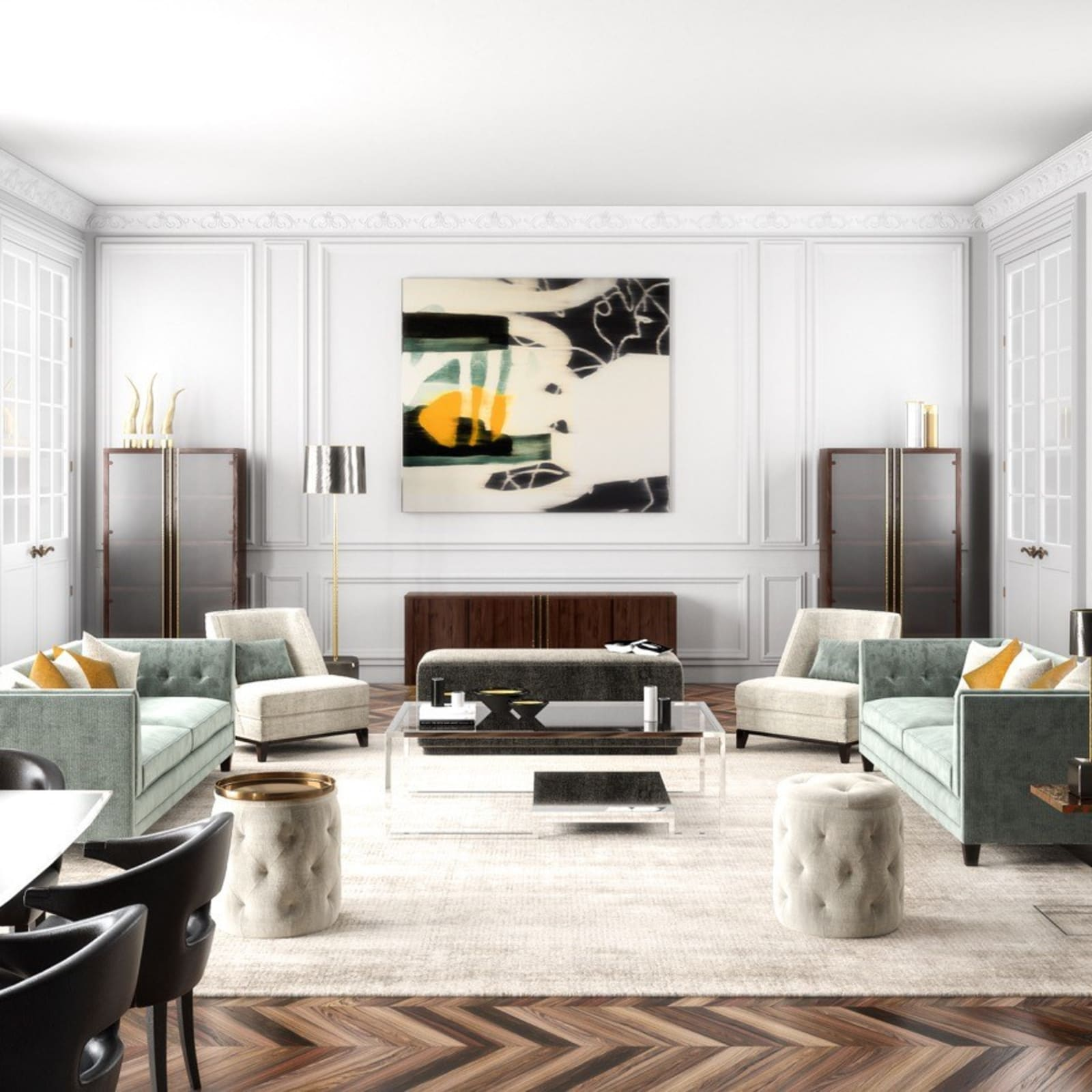 Bernd Mechler Untitled, Private Residence, London