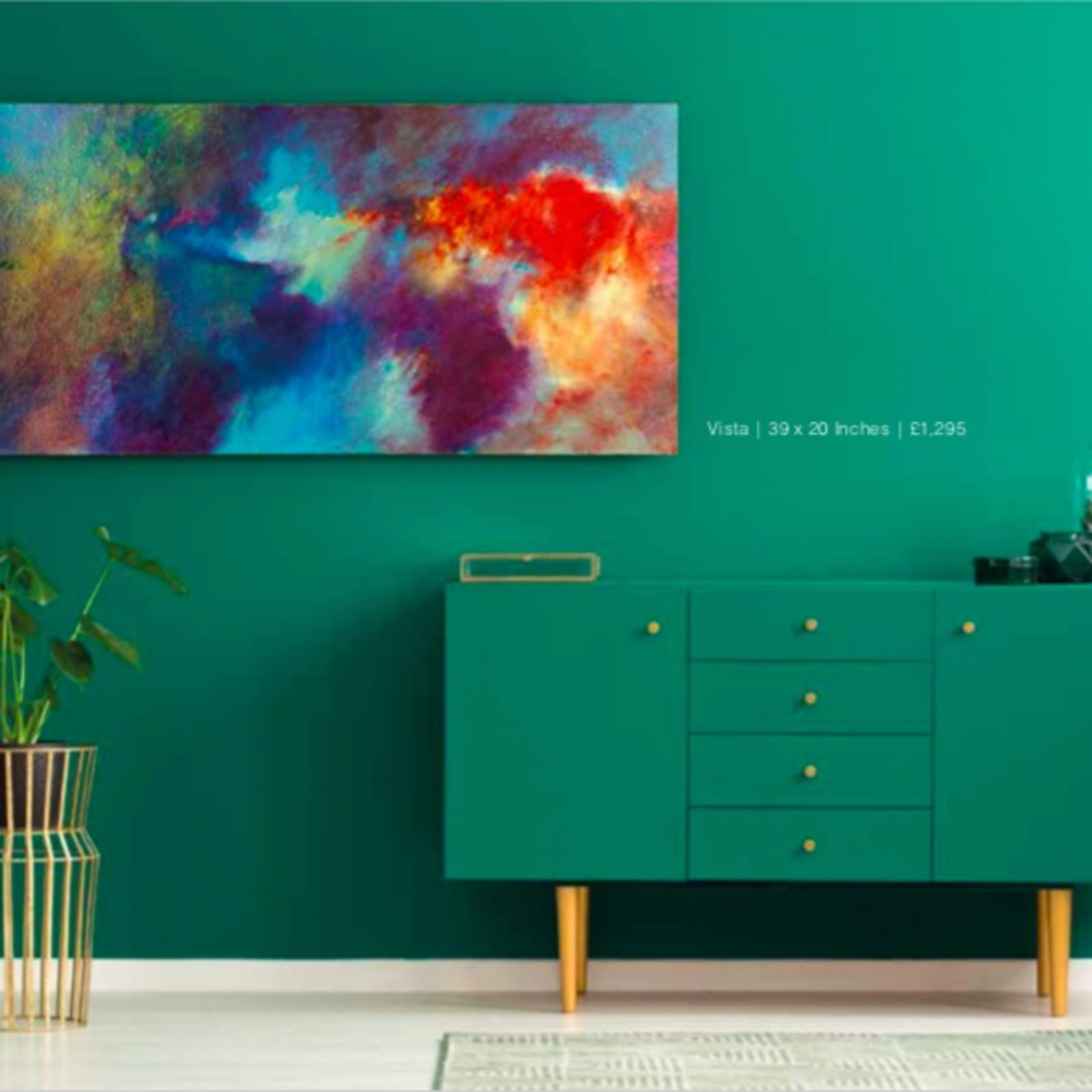 MAGNETIC COLOUR by Ian Lawrence 2019