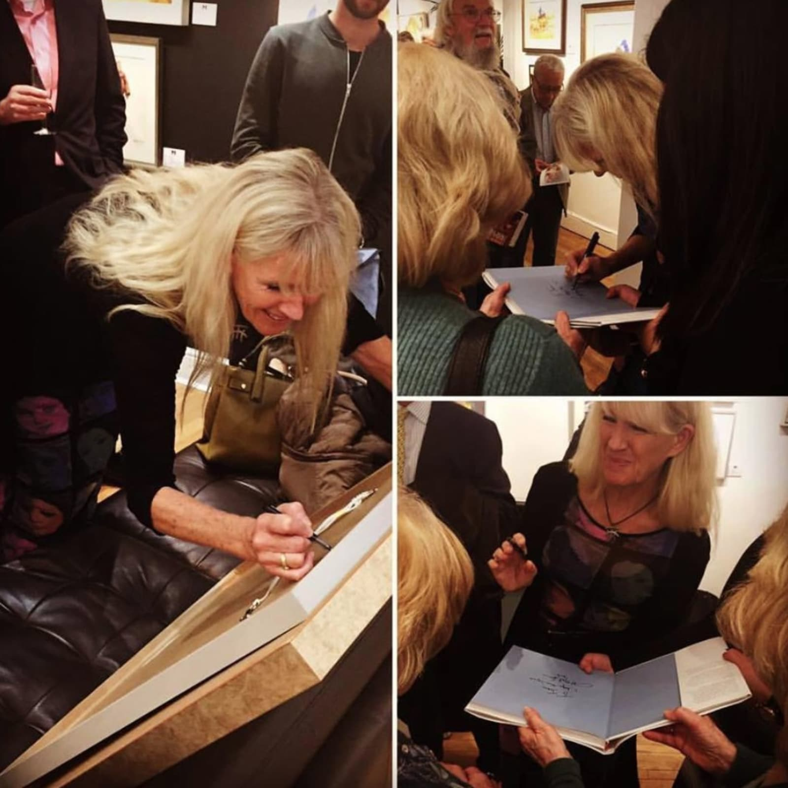 Book Launch: 'Learn to Paint People Quickly' by Hazel Soan