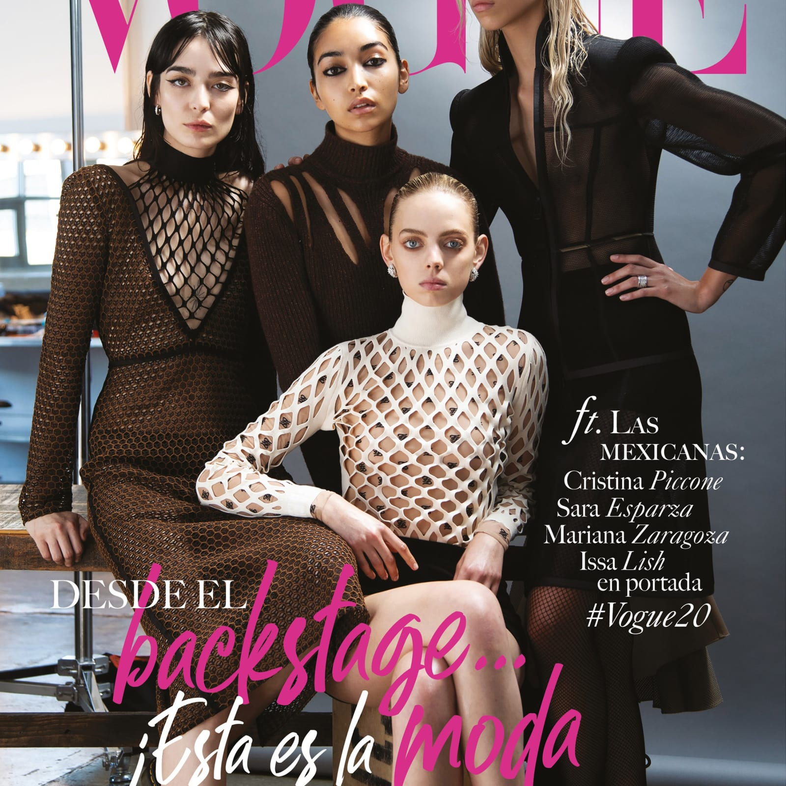 The Top 20: Vogue México