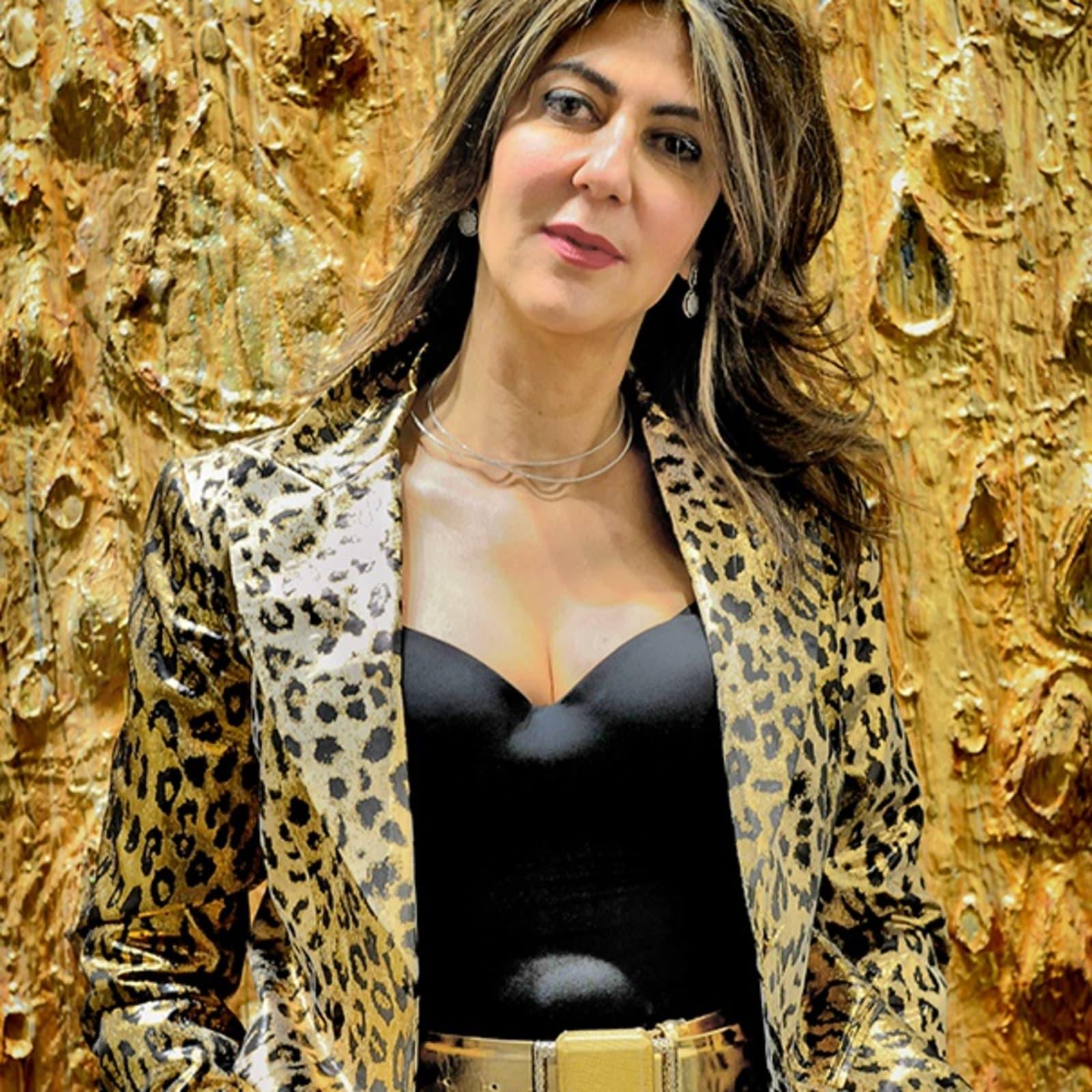 Haleh Mashian, Owner of MASH Gallery