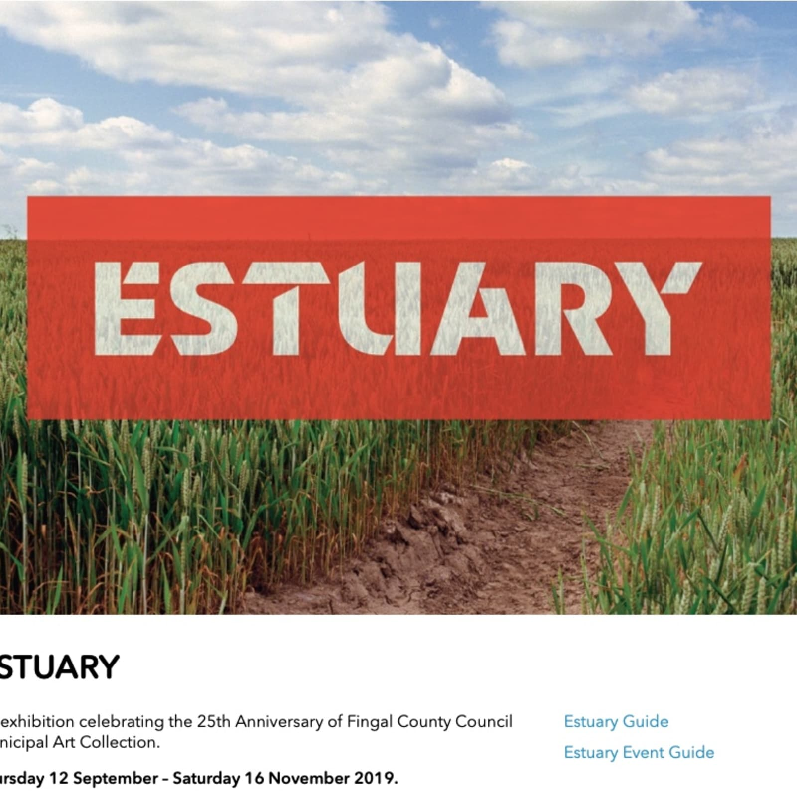 Estuary: An Exhibition of Fingal County Council's Municipal Collection