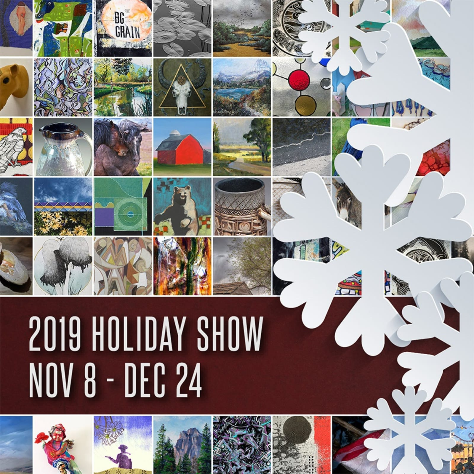 6th Annual Holiday Show