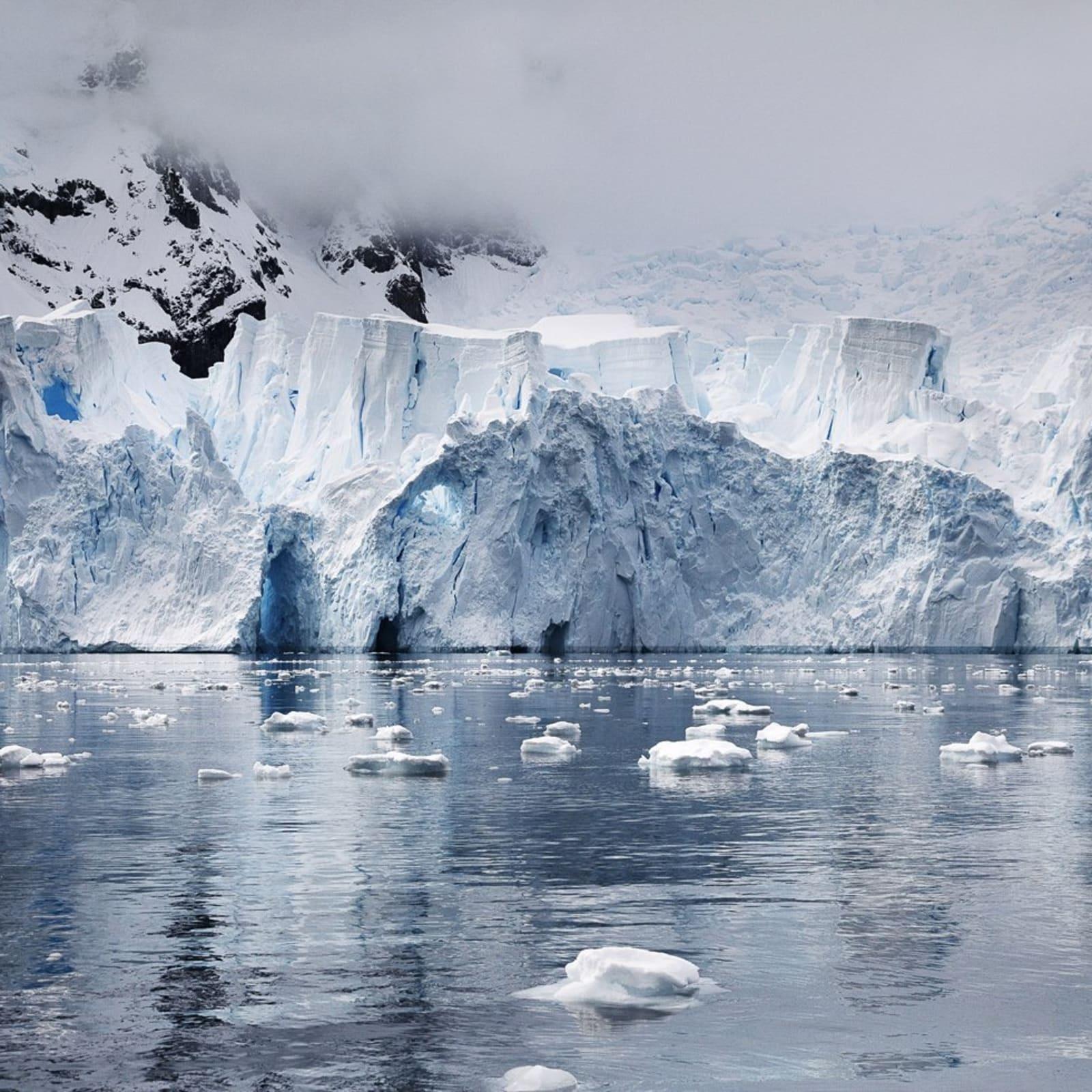 60th Birthday Antarctica Exhibition