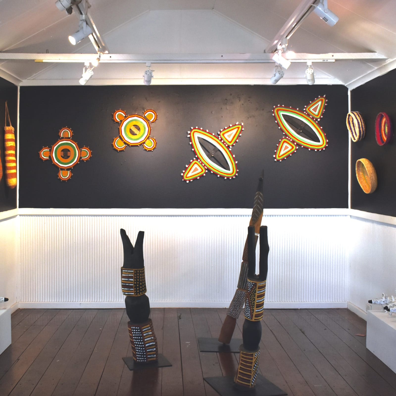 Installation image of Dimensional's 2019