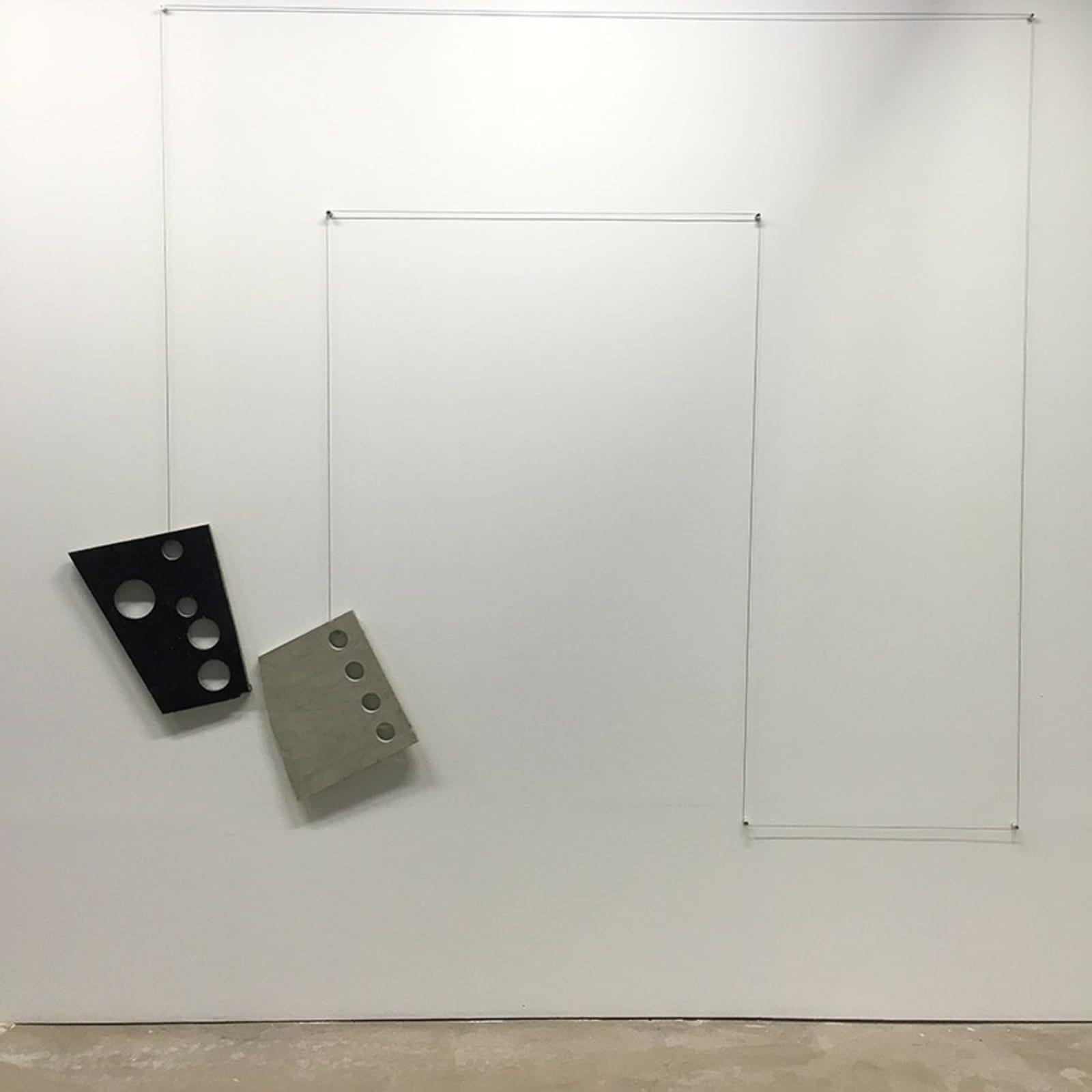 Ricardo Rendón, Memoria posible (doble relacion), 2016