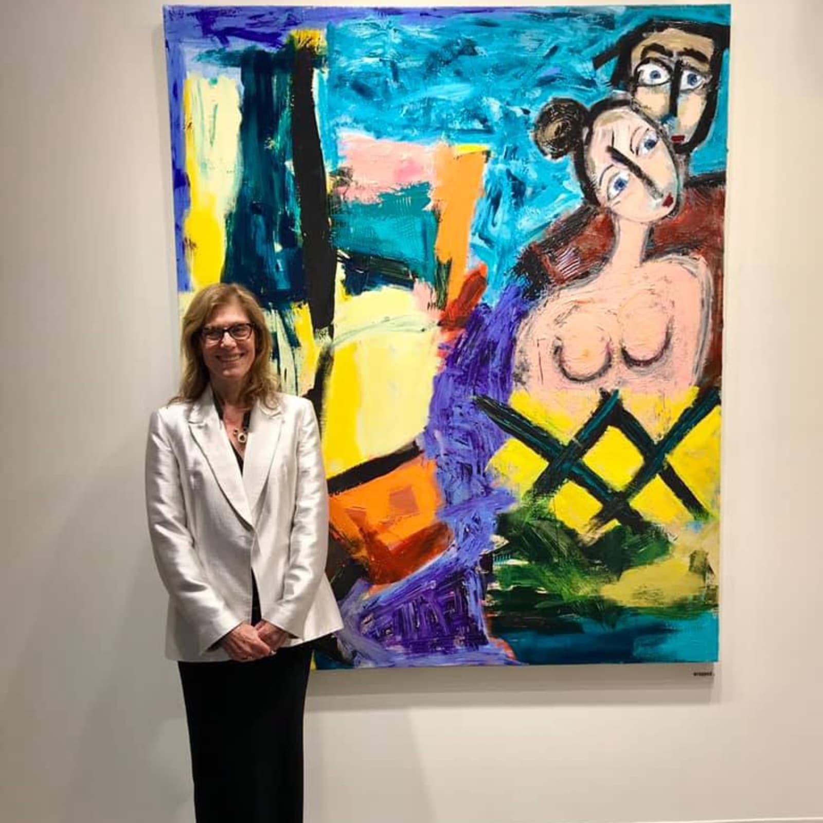 Maggi Hodge: Women, Chaos, and X