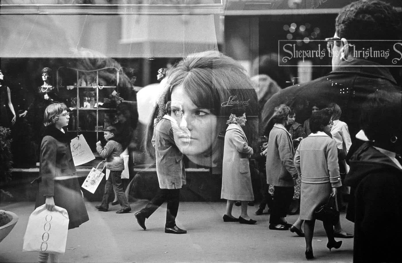 Harry Callahan, Providence (Shepards), ca. 1966