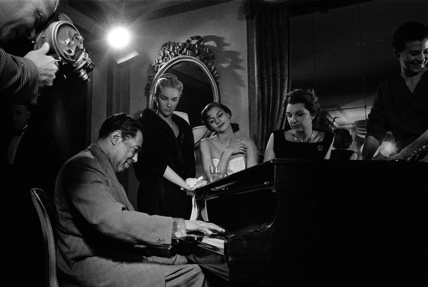 Duke Ellington, Paris, (DKE08), 1960